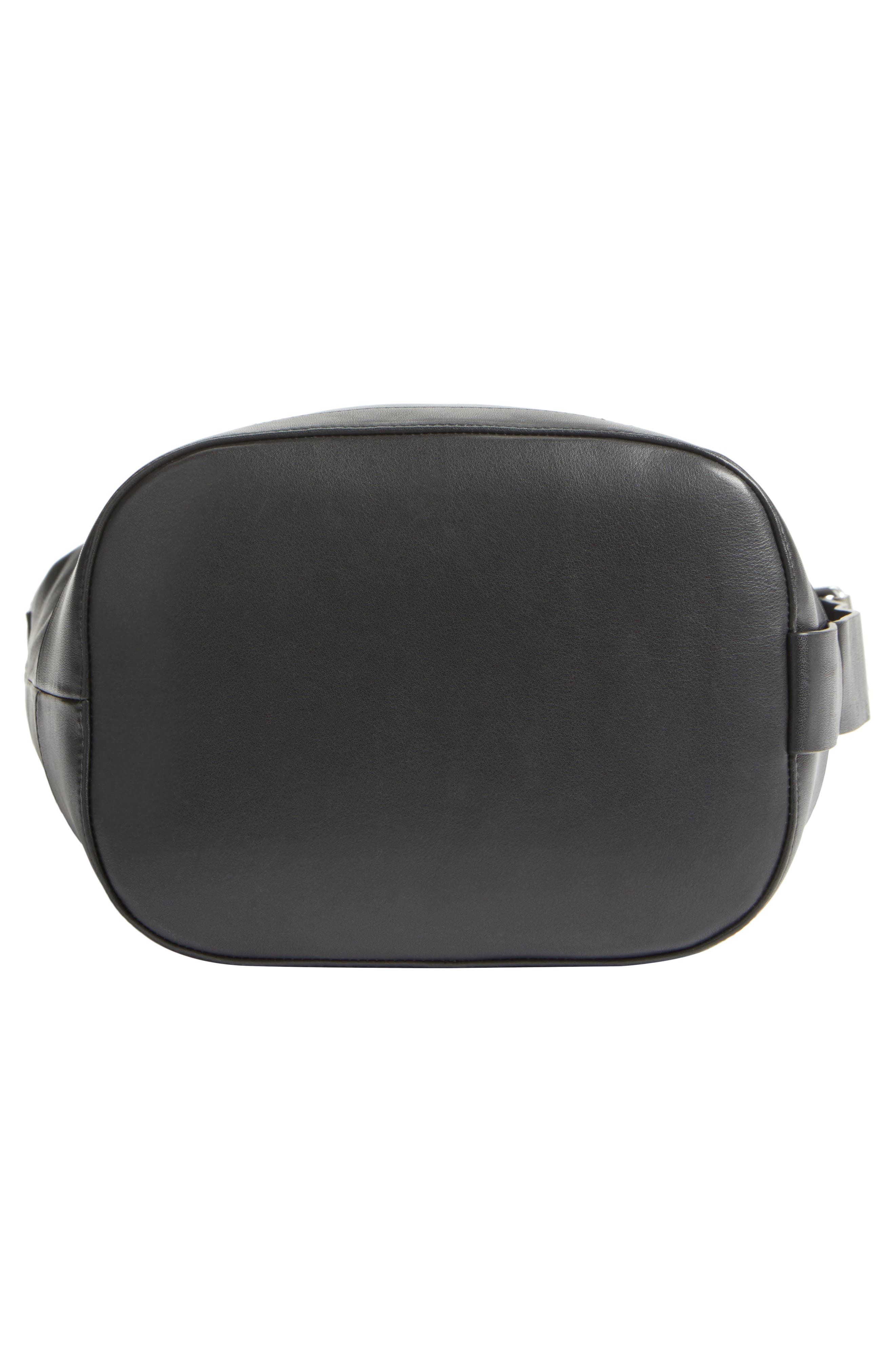 Alternate Image 5  - rag & bone Walker Sling Leather Bucket Bag