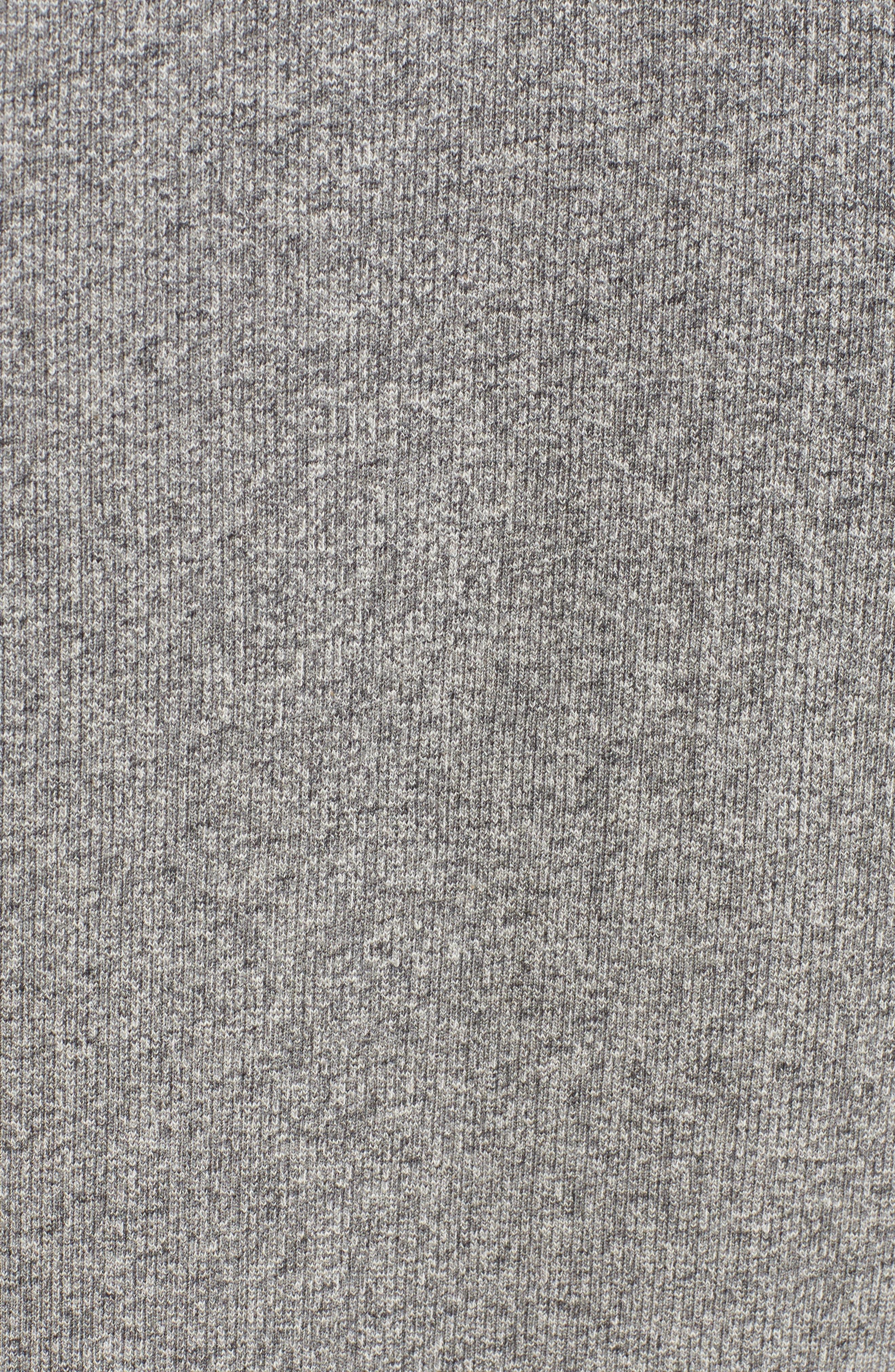 Alternate Image 5  - IVY PARK® Cold Shoulder Sweatshirt Dress