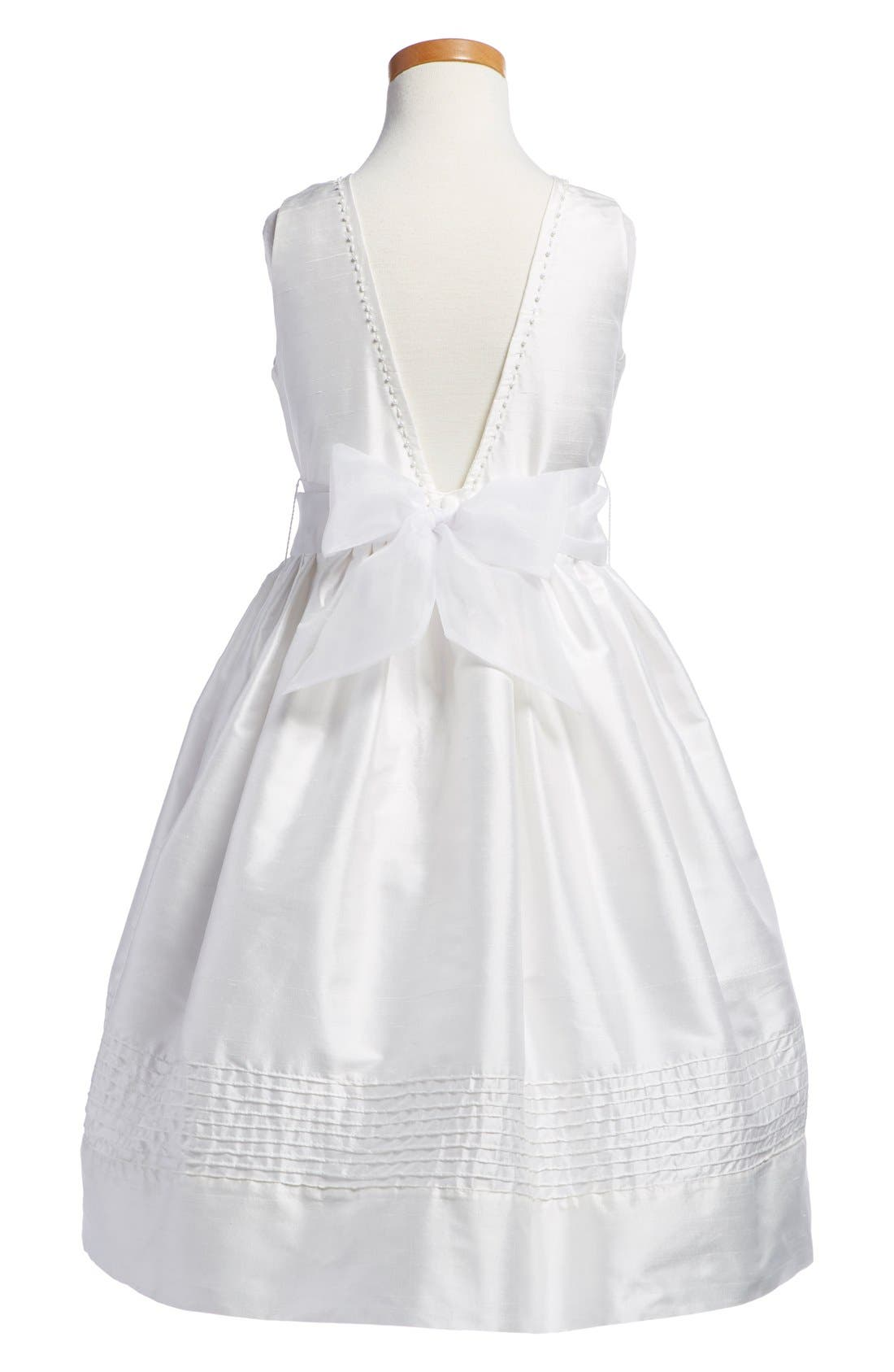 Alternate Image 2  - Isabel Garreton 'Melody' Sleeveless Dress (Little Girls & Big Girls)