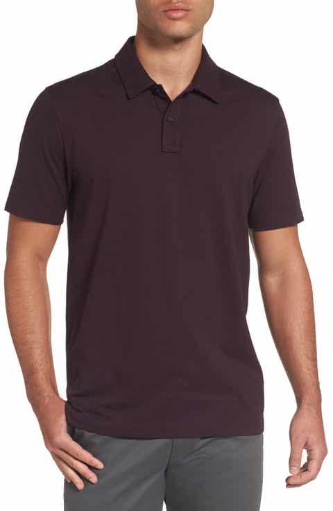 burgundy shirts for men | Nordstrom