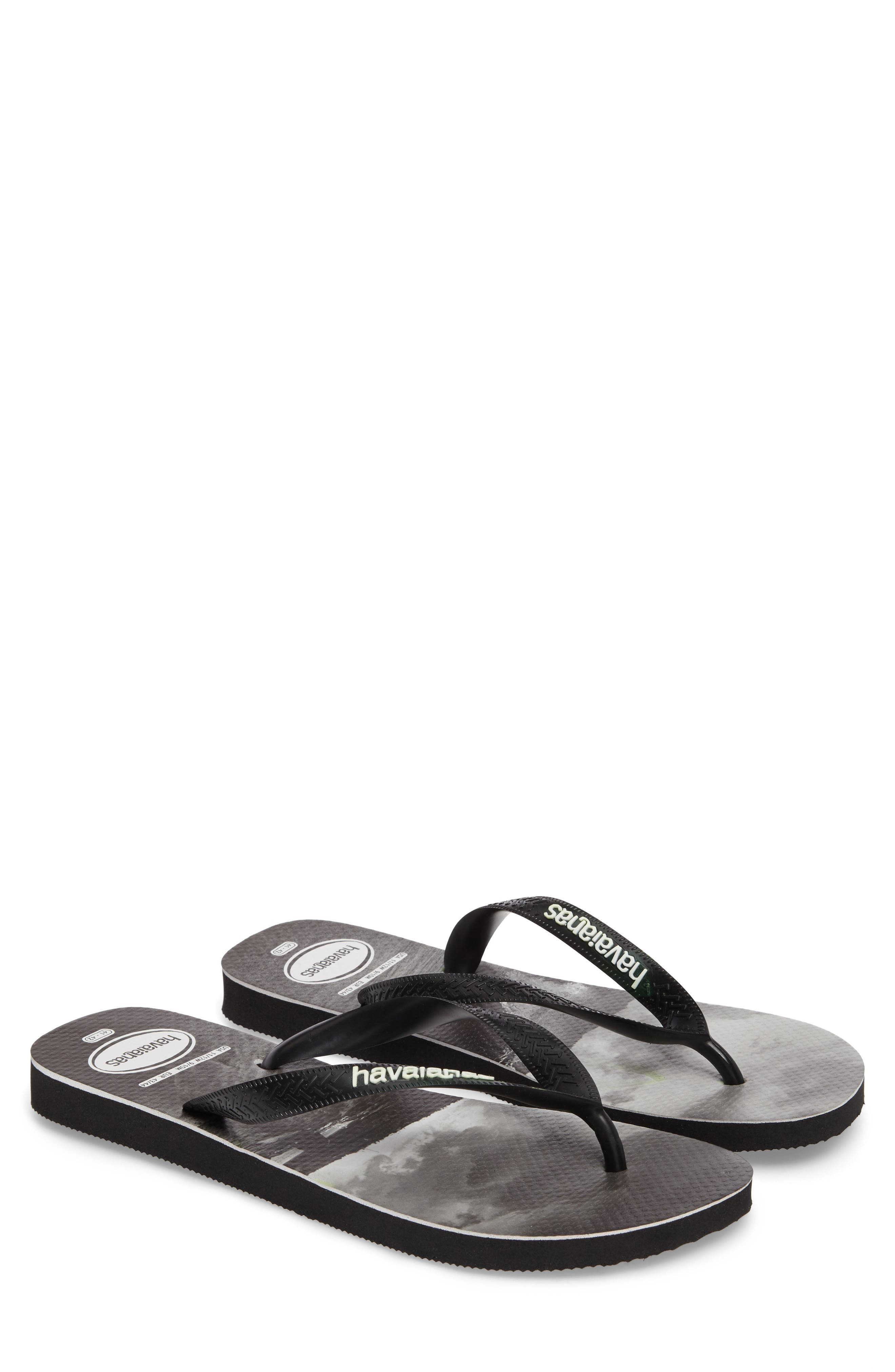 Havaianas Top Photo Print Flip Flop (Men)