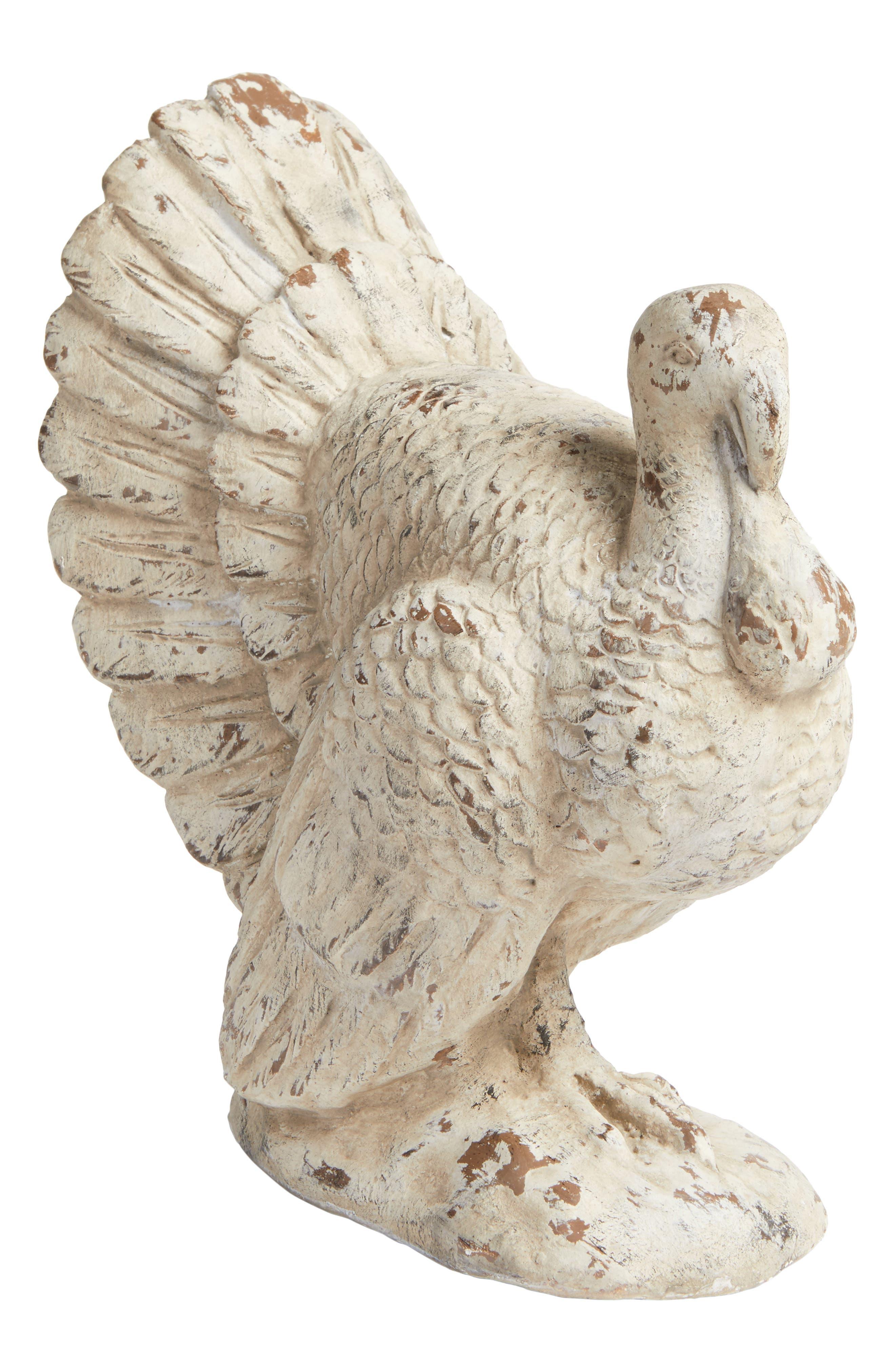 Turkey Decoration,                             Main thumbnail 1, color,                             Beige