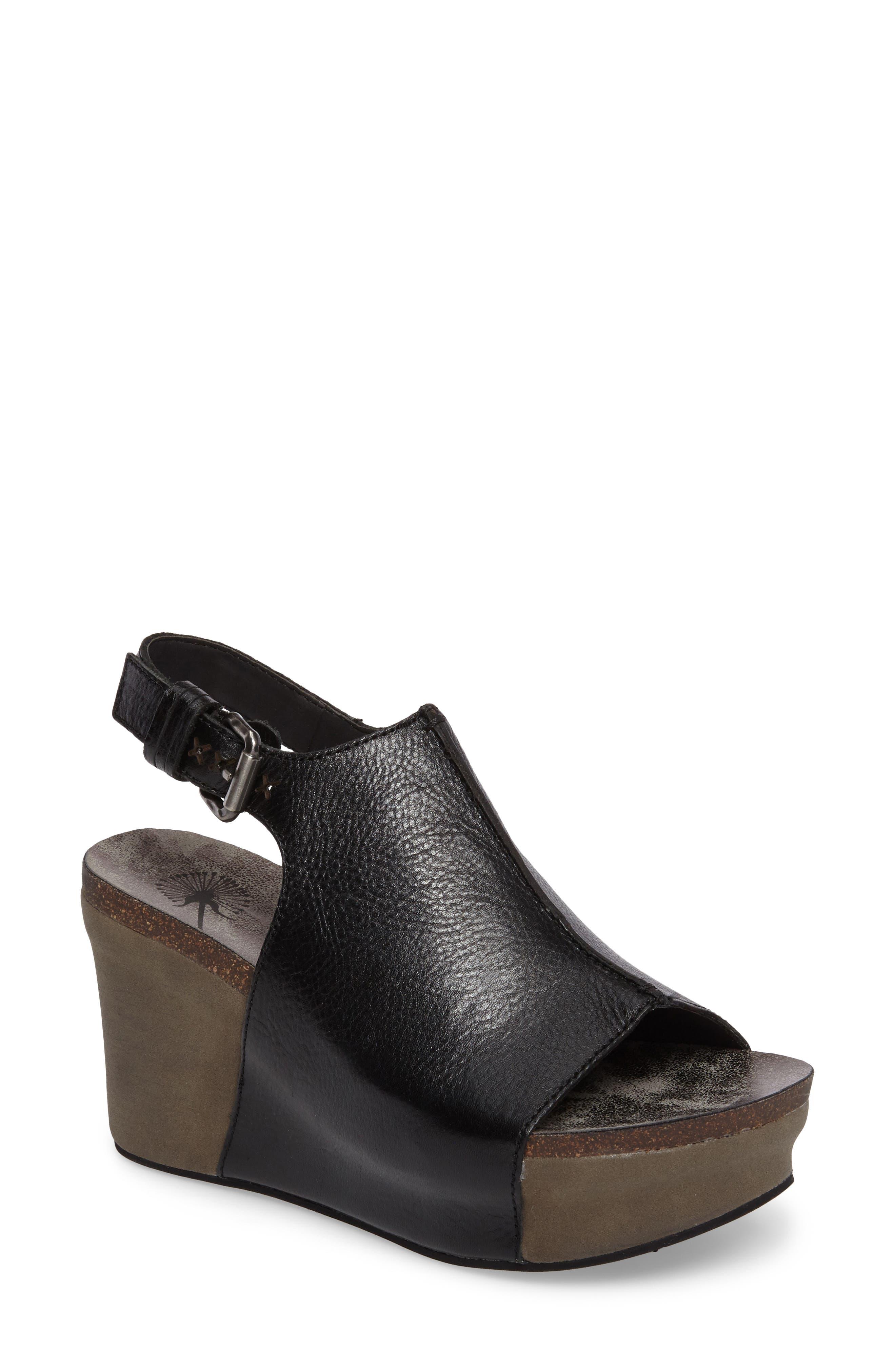 OTBT Jaunt Platform Wedge Sandal (Women)