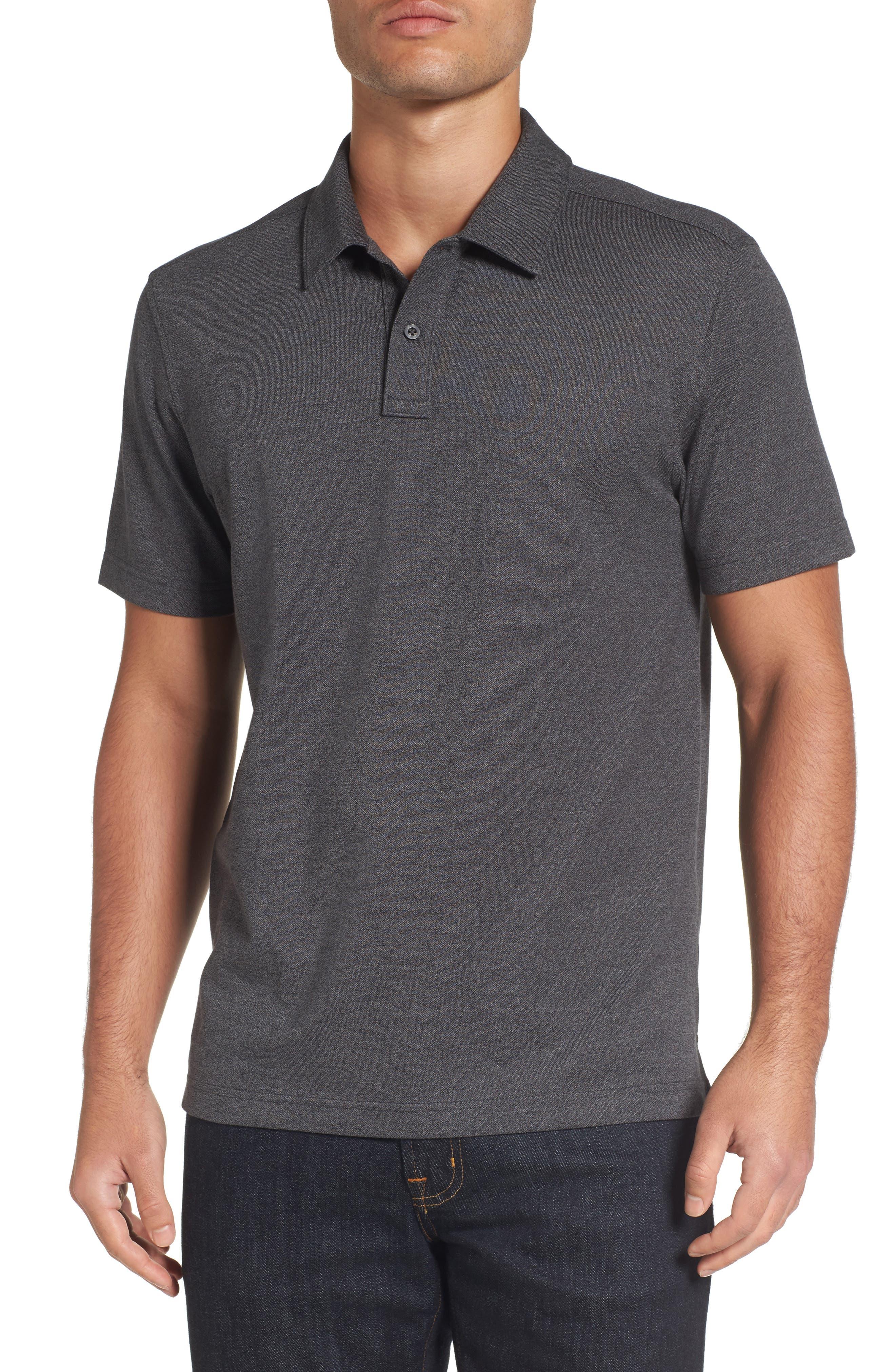 Nordstrom Men's Shop Regular Fit Polo (Regular, Big & Tall)
