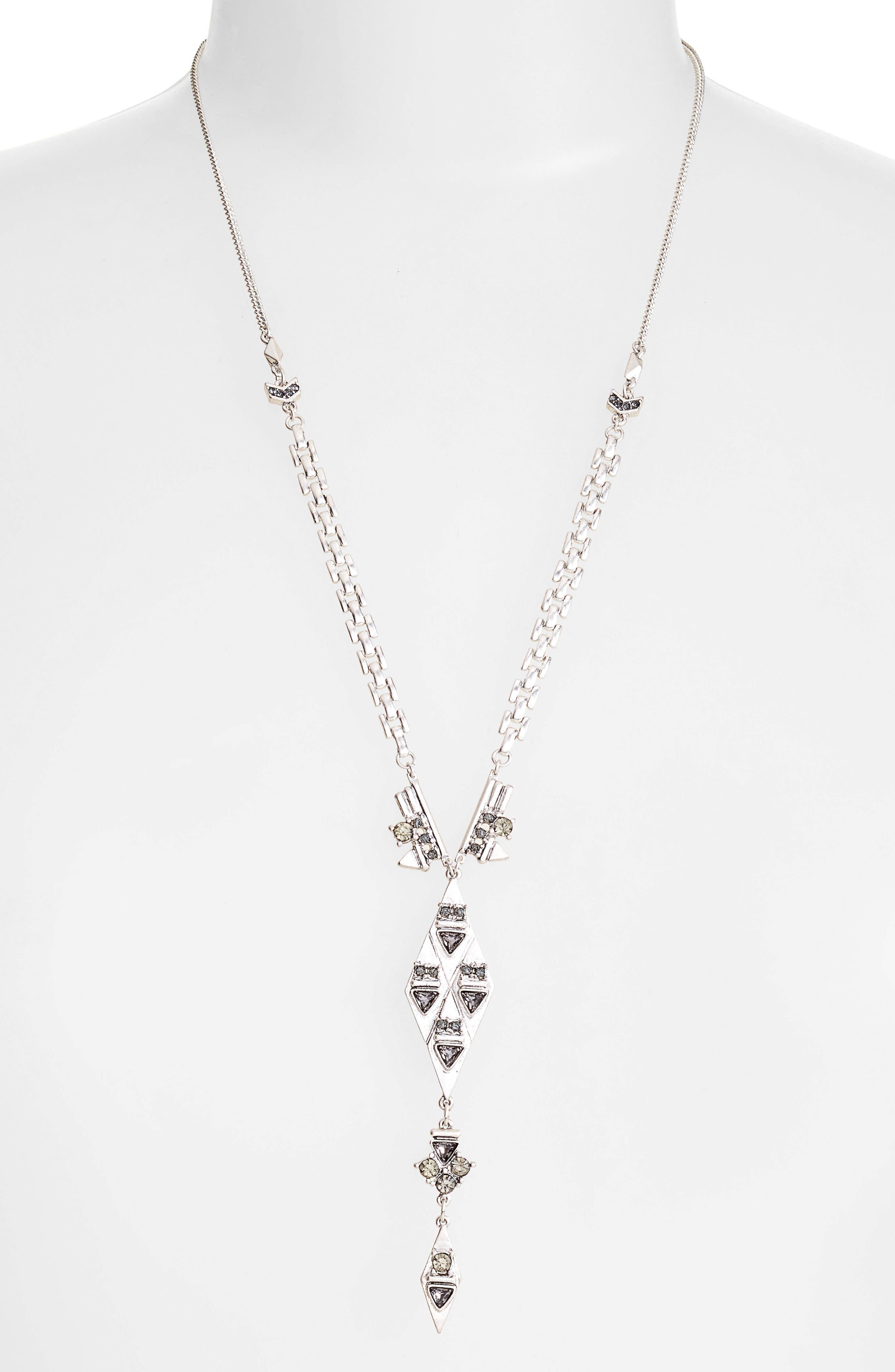 Main Image - Treasure & Bond Y-Necklace