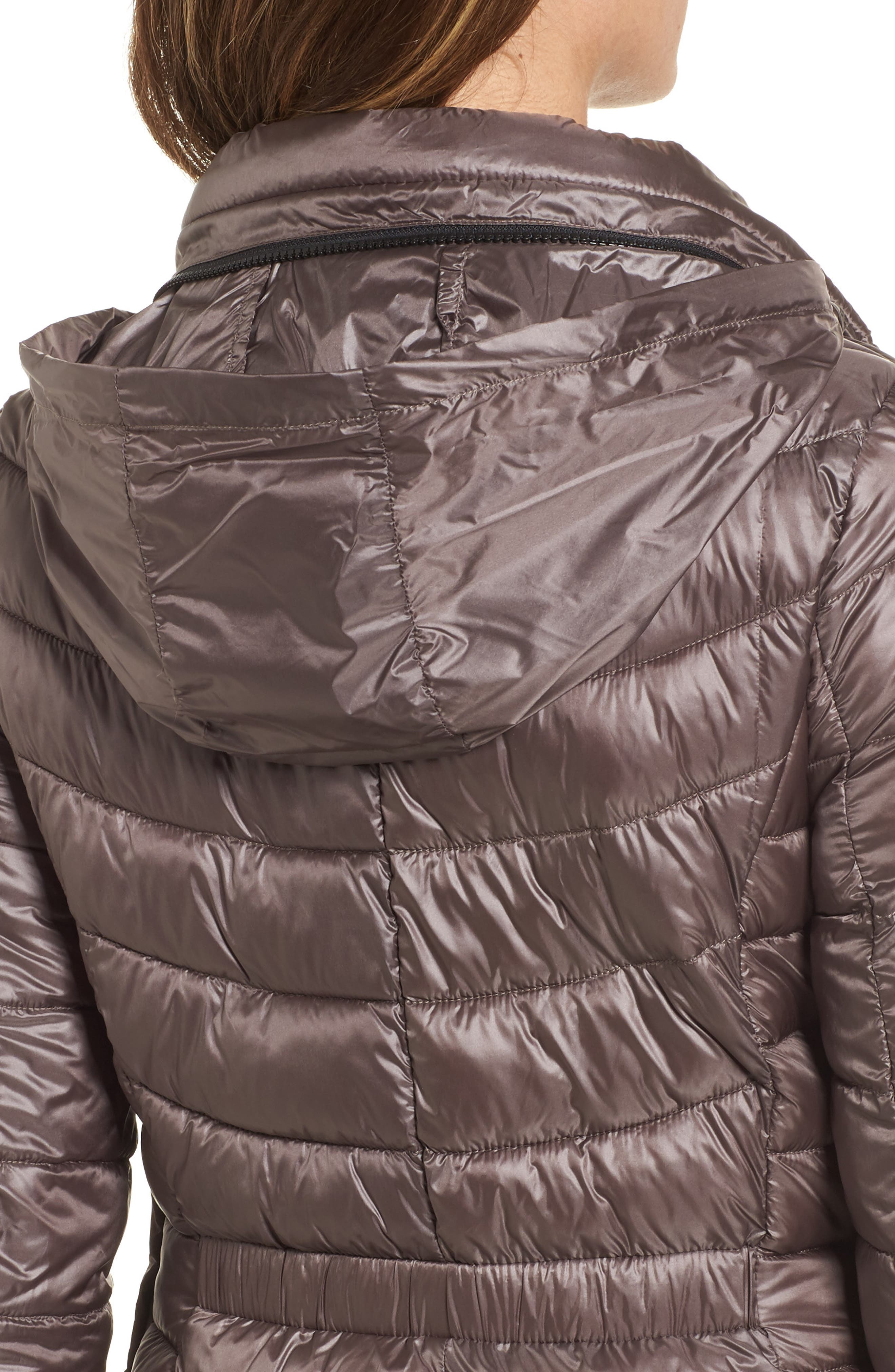 Alternate Image 4  - Bernardo Packable Thermoplume Coat