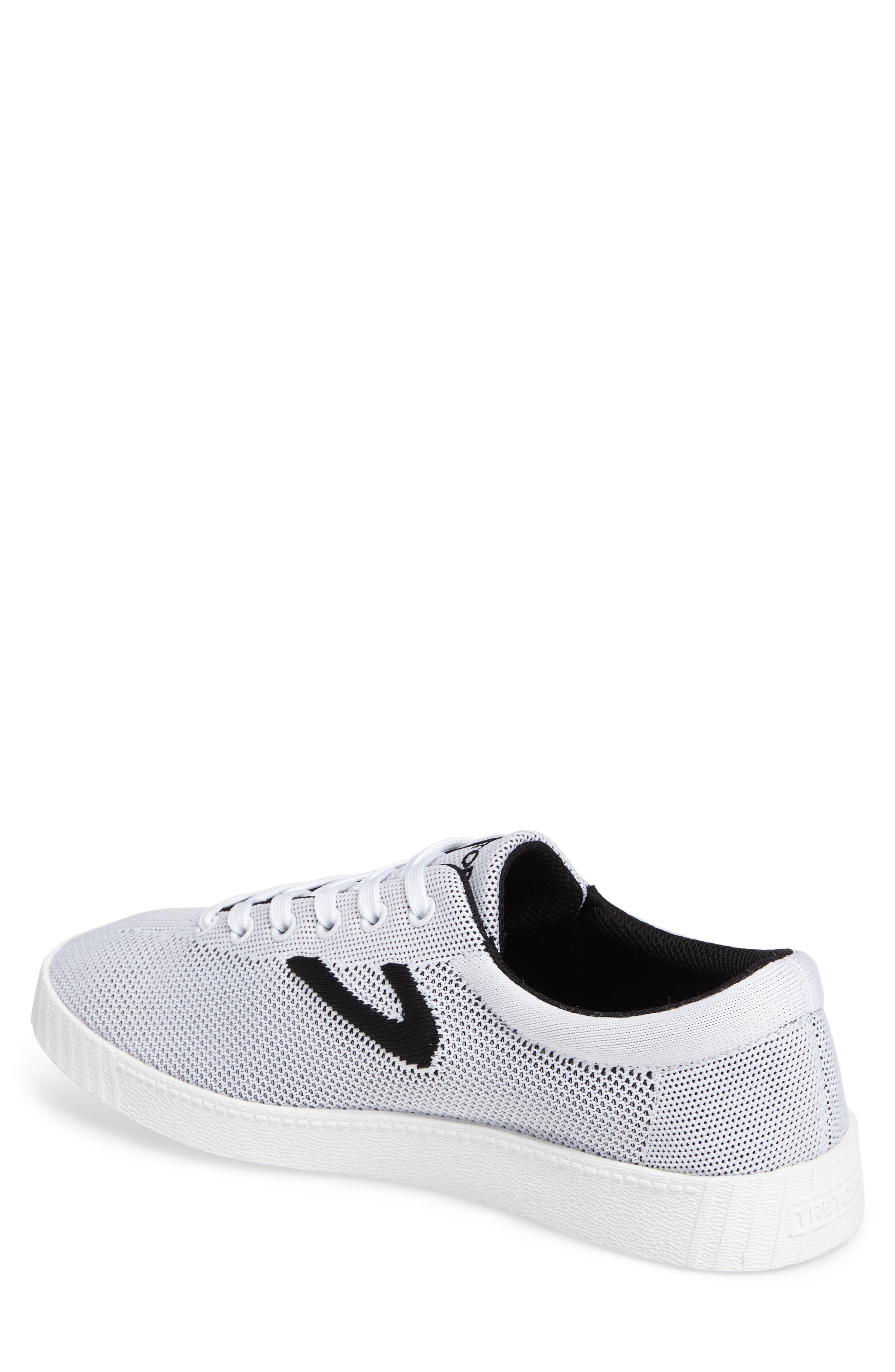 Alternate Image 2  - Tretorn Nylite Knit Sneaker (Men)