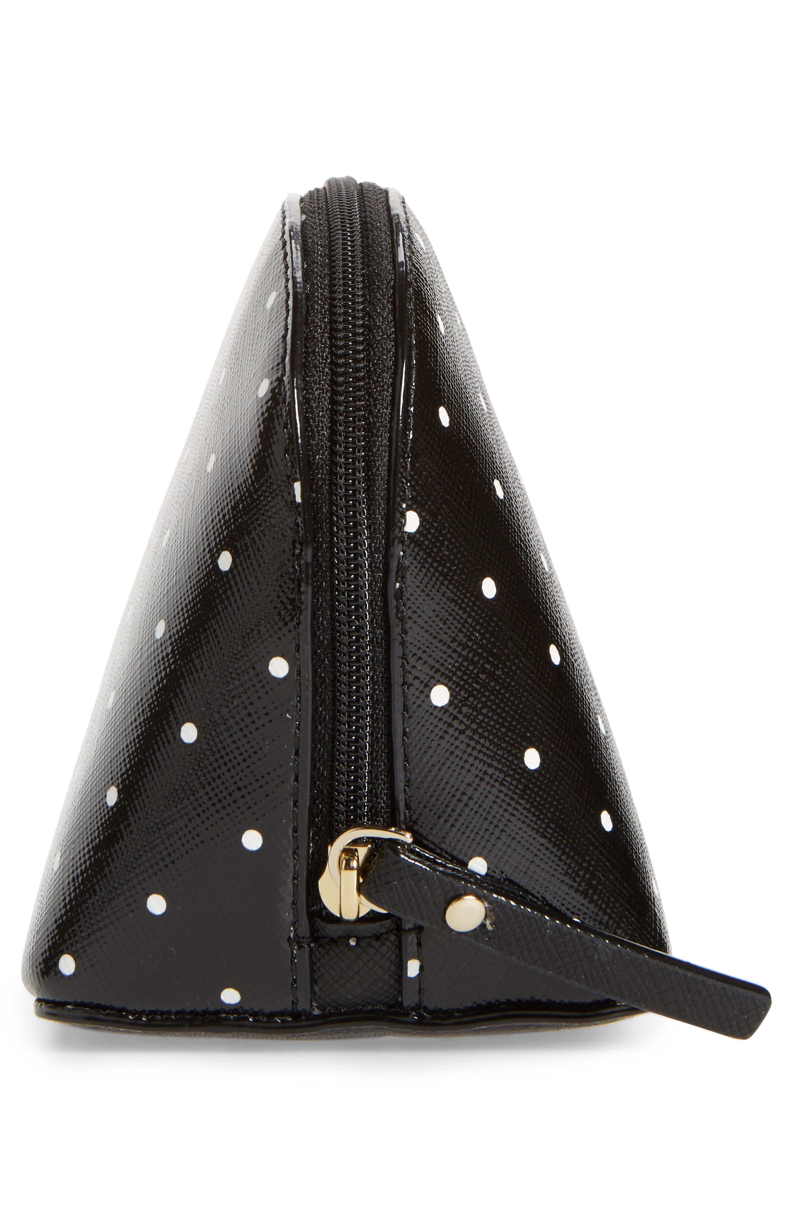 Alternate Image 4  - kate spade new york brooks drive - small abalene faux leather pouch