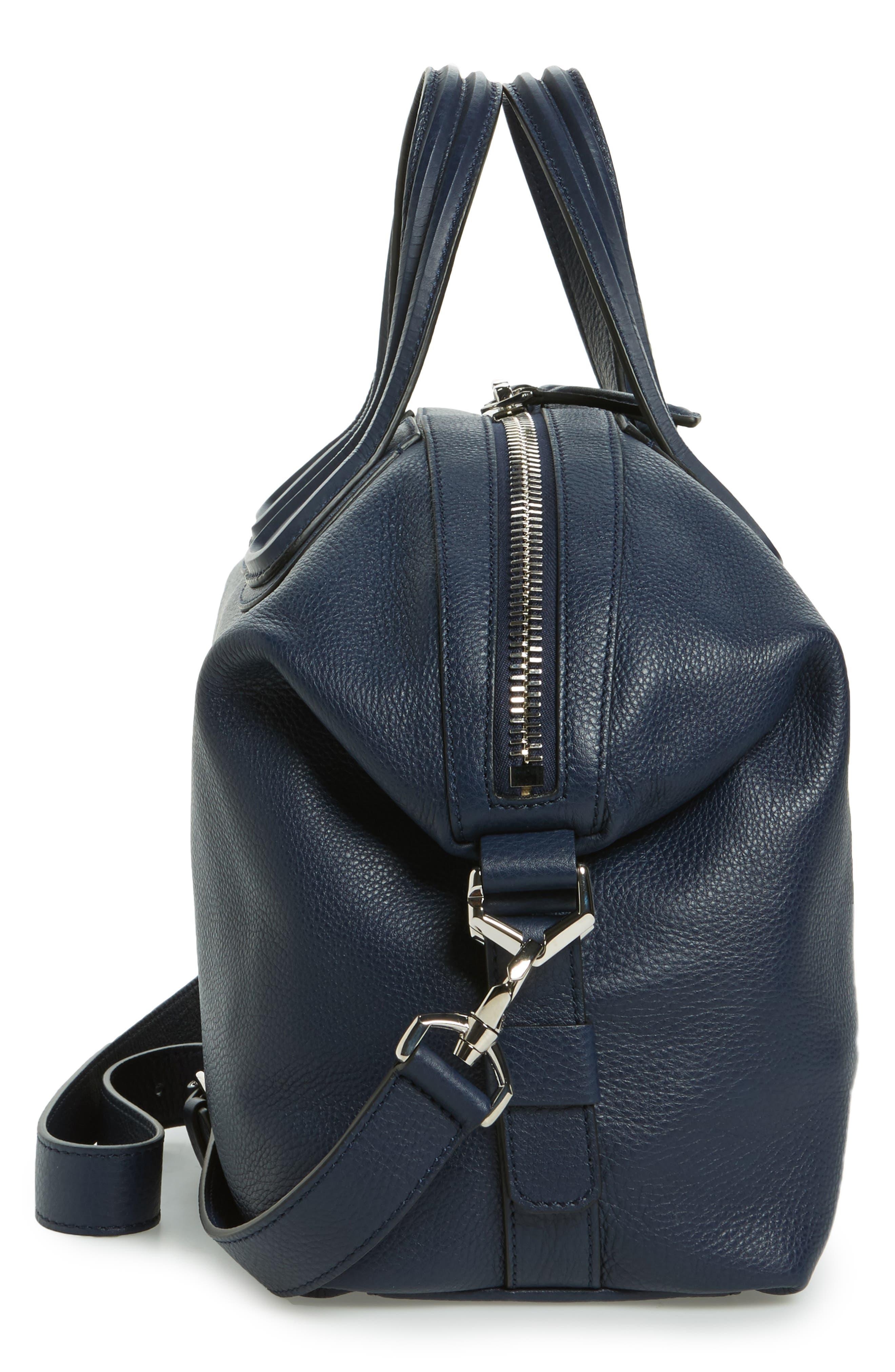 Alternate Image 3  - Givenchy 'Medium Nightingale' Calfskin Leather Satchel