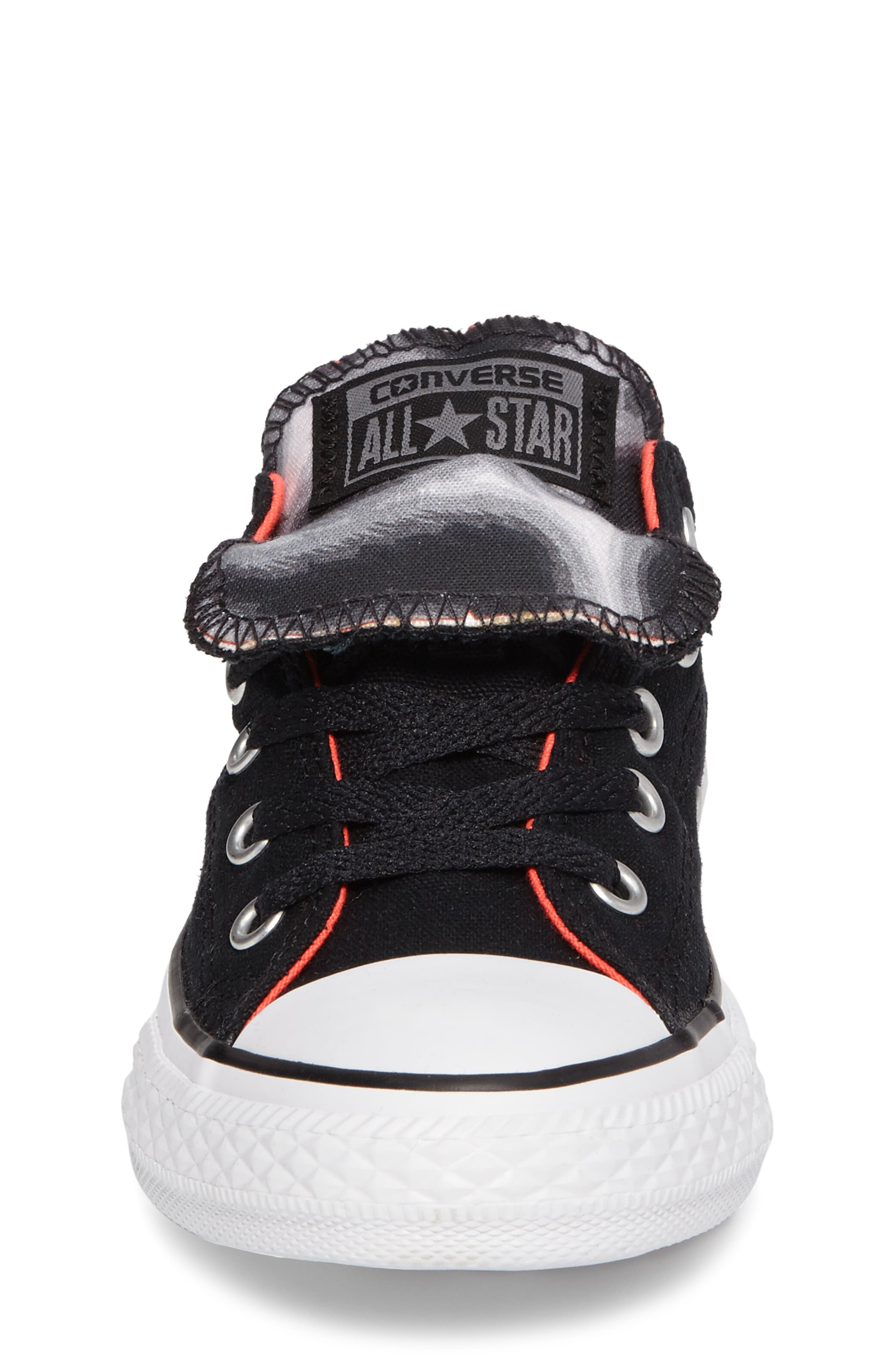 Alternate Image 4  - Converse All Star® Double Tongue Sneaker (Toddler, Little Kid, Big Kid)