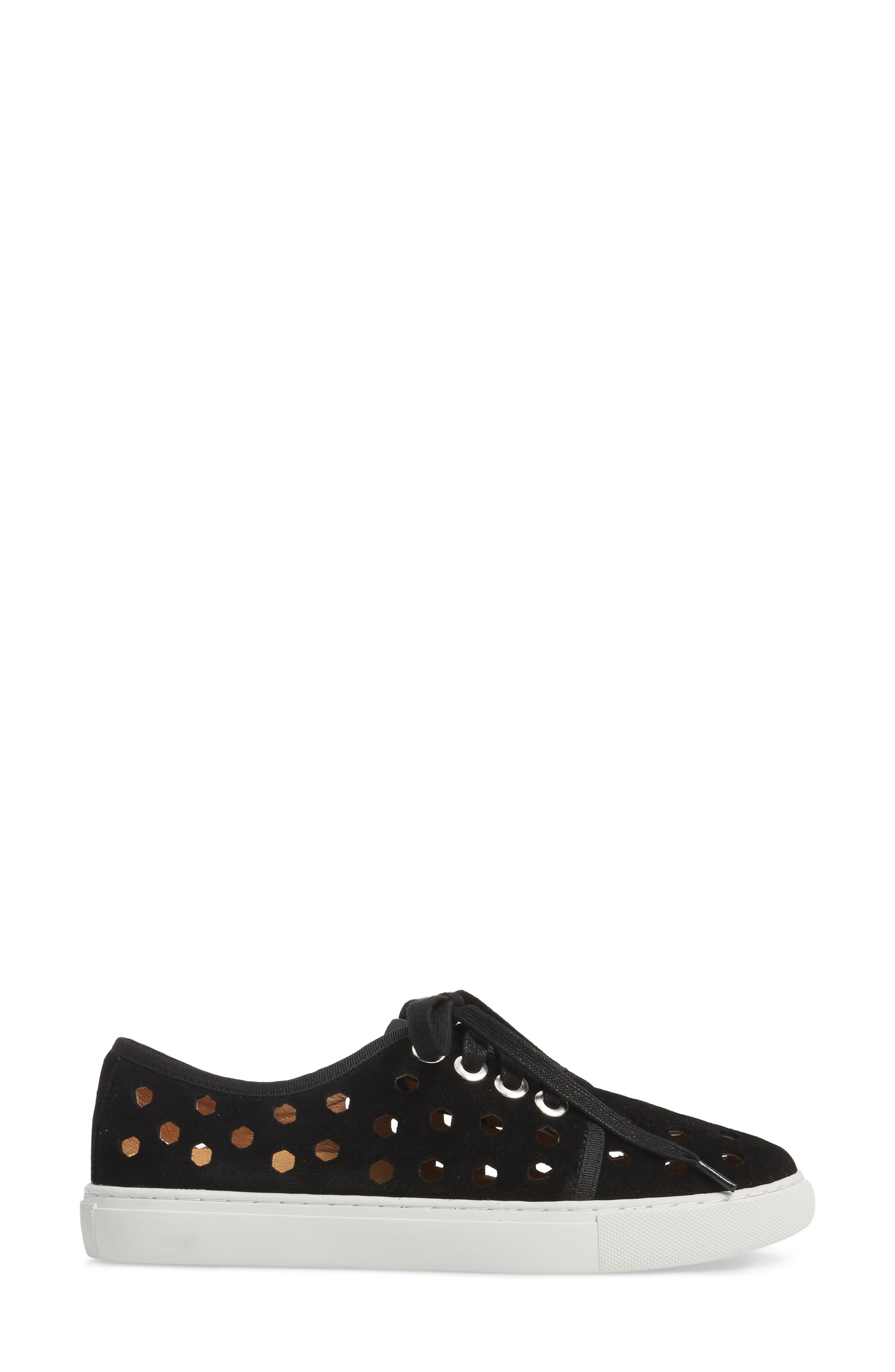 Alternate Image 3  - Corso Como Rasta Perforated Sneaker (Women)