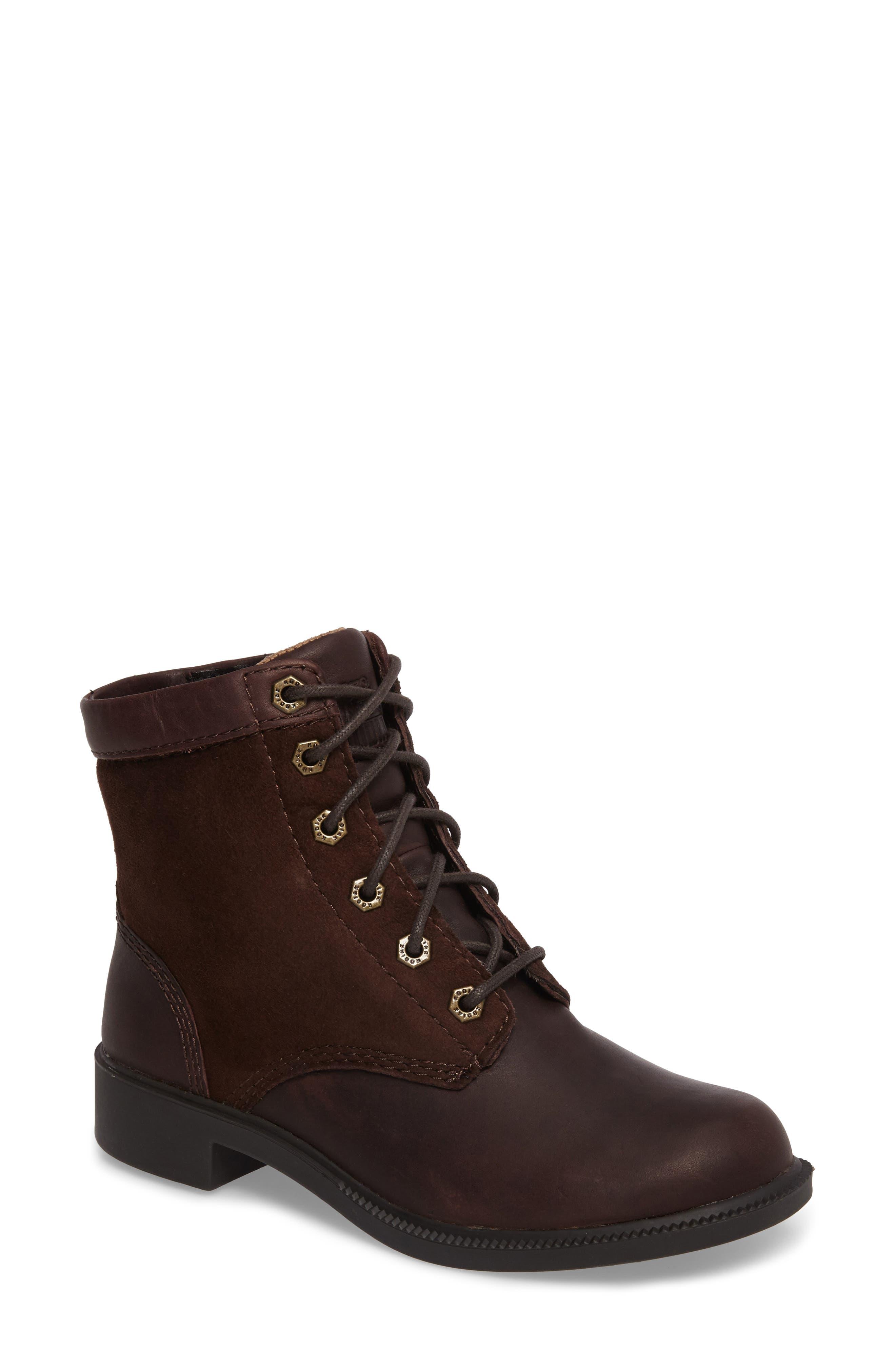 Kodiak Original Waterproof Genuine Shearling Boot (Women)