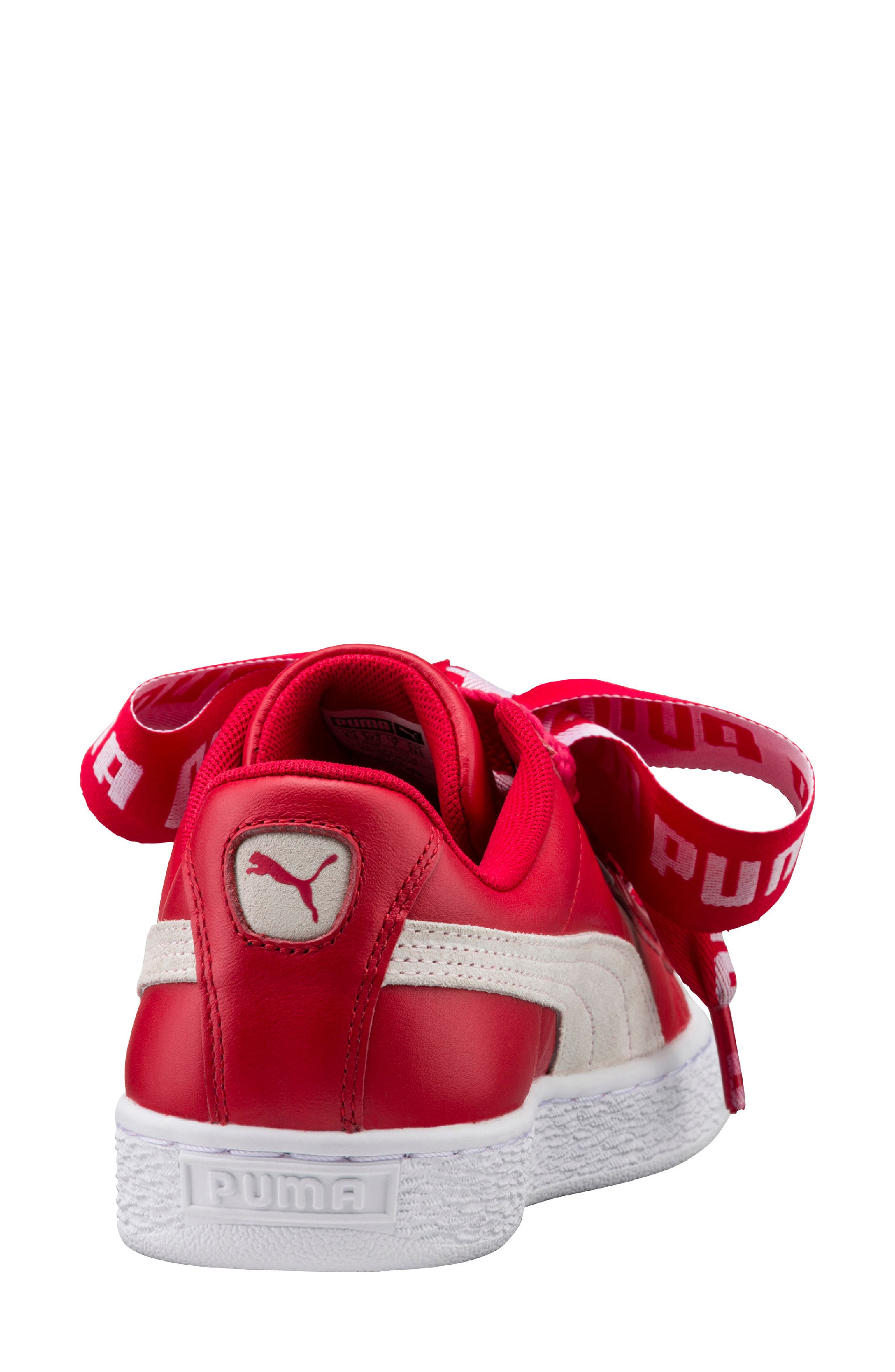 Alternate Image 3  - PUMA Basket Heart Sneaker