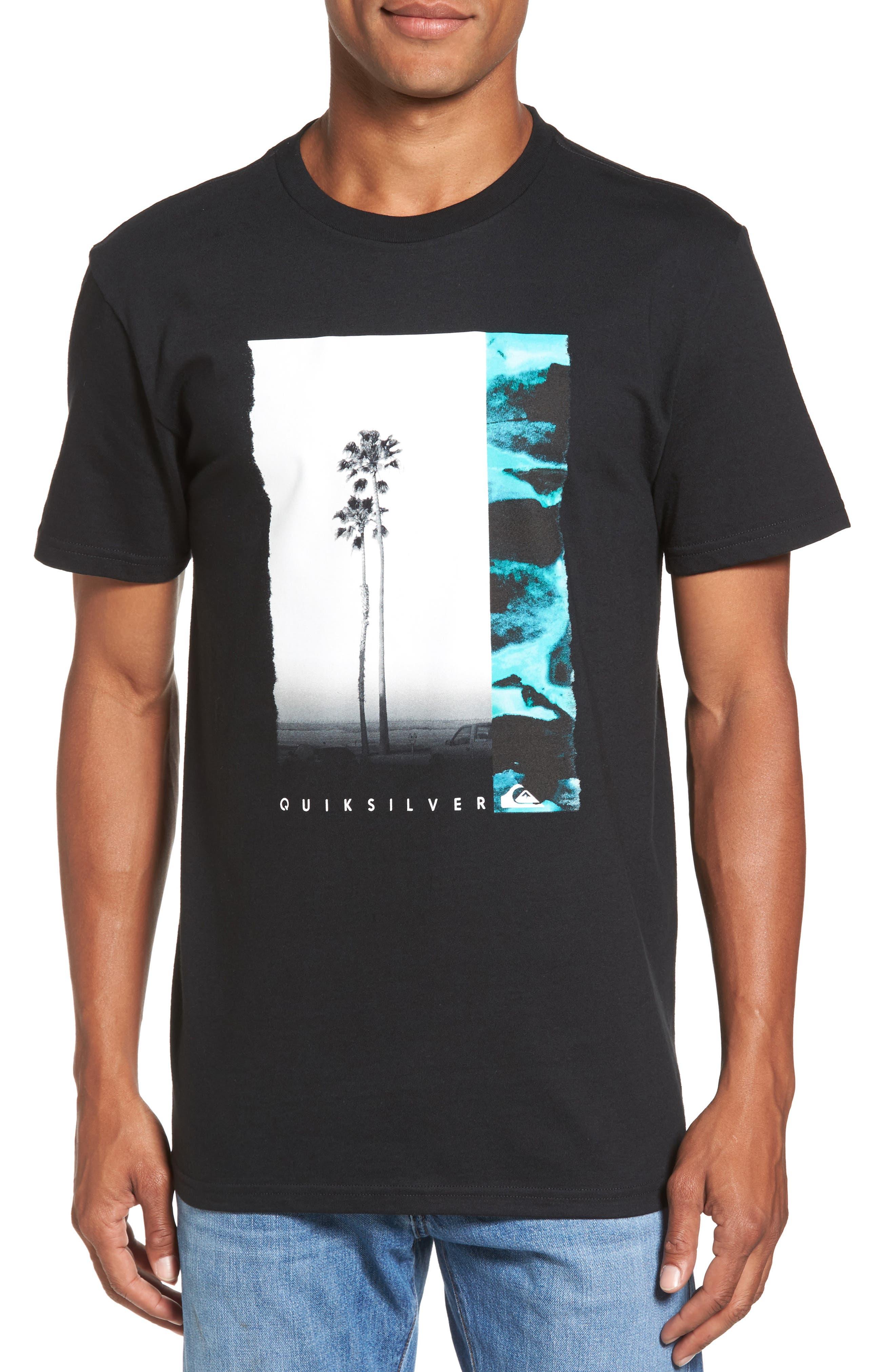 Quiksilver Meridian MT0 T-Shirt