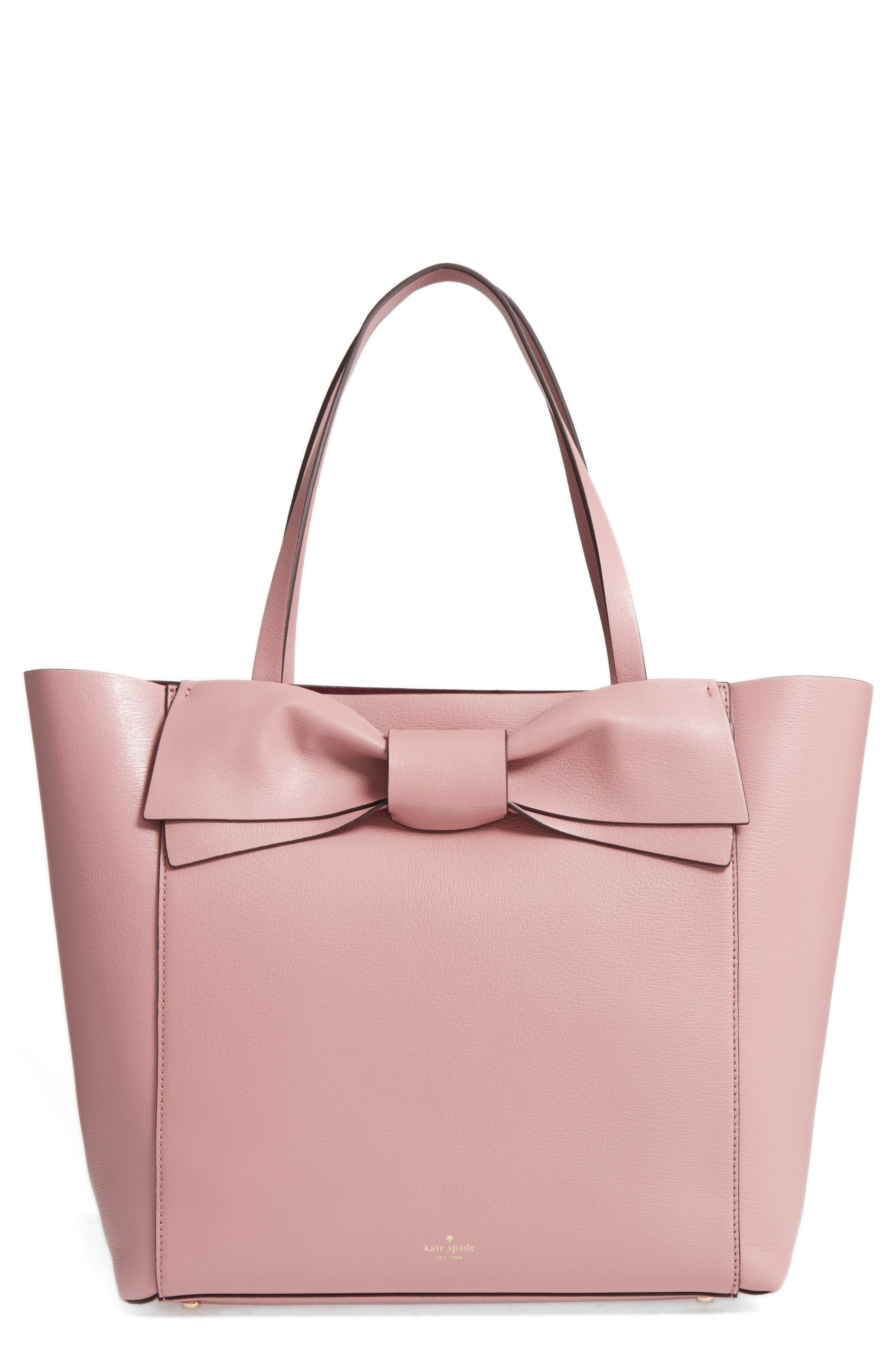 Alternate Image 1 Selected - kate spade new york olive drive - savannah leather tote