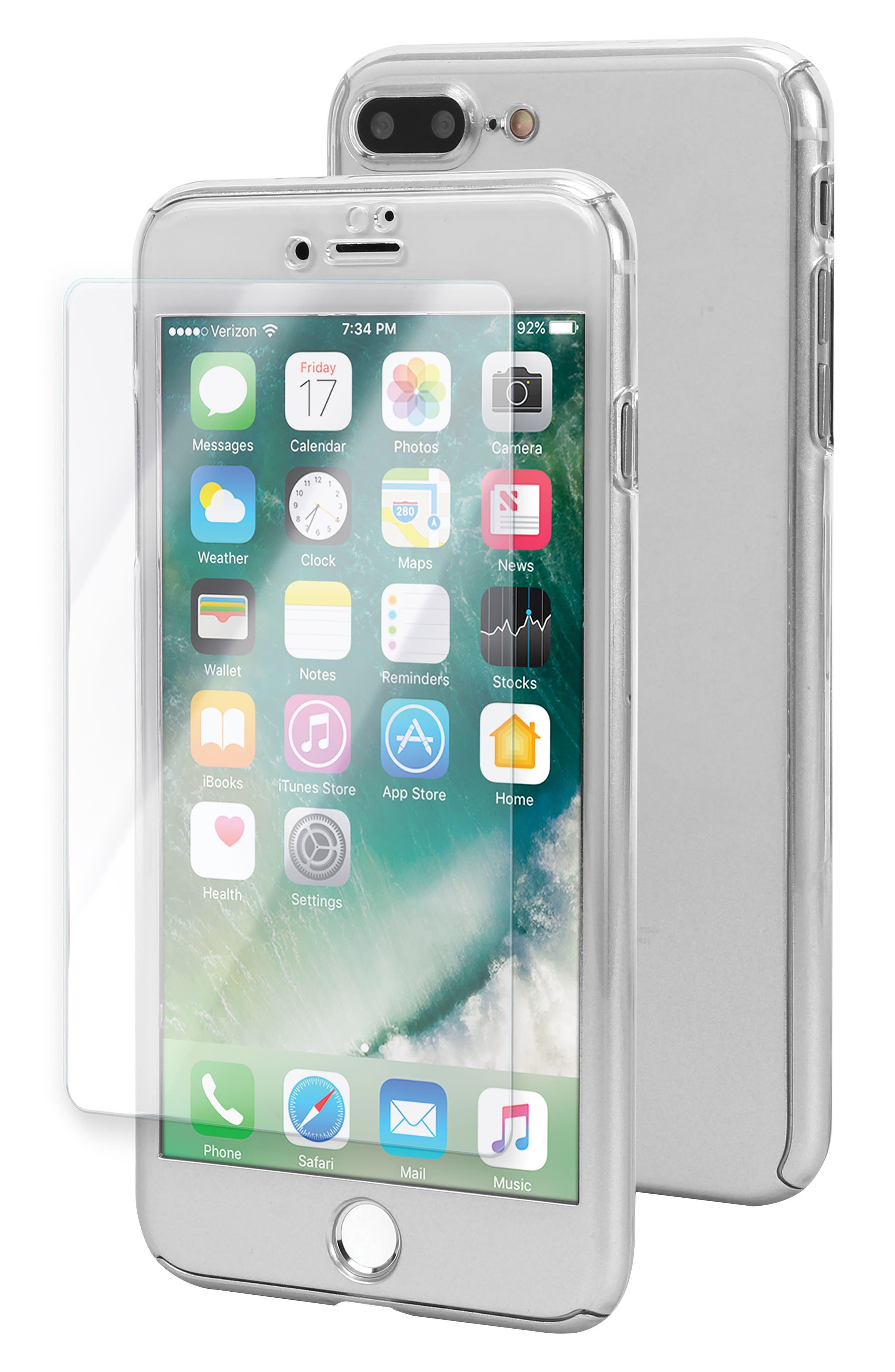 IHOME Ombré SlimShield 360 iPhone 7 Case