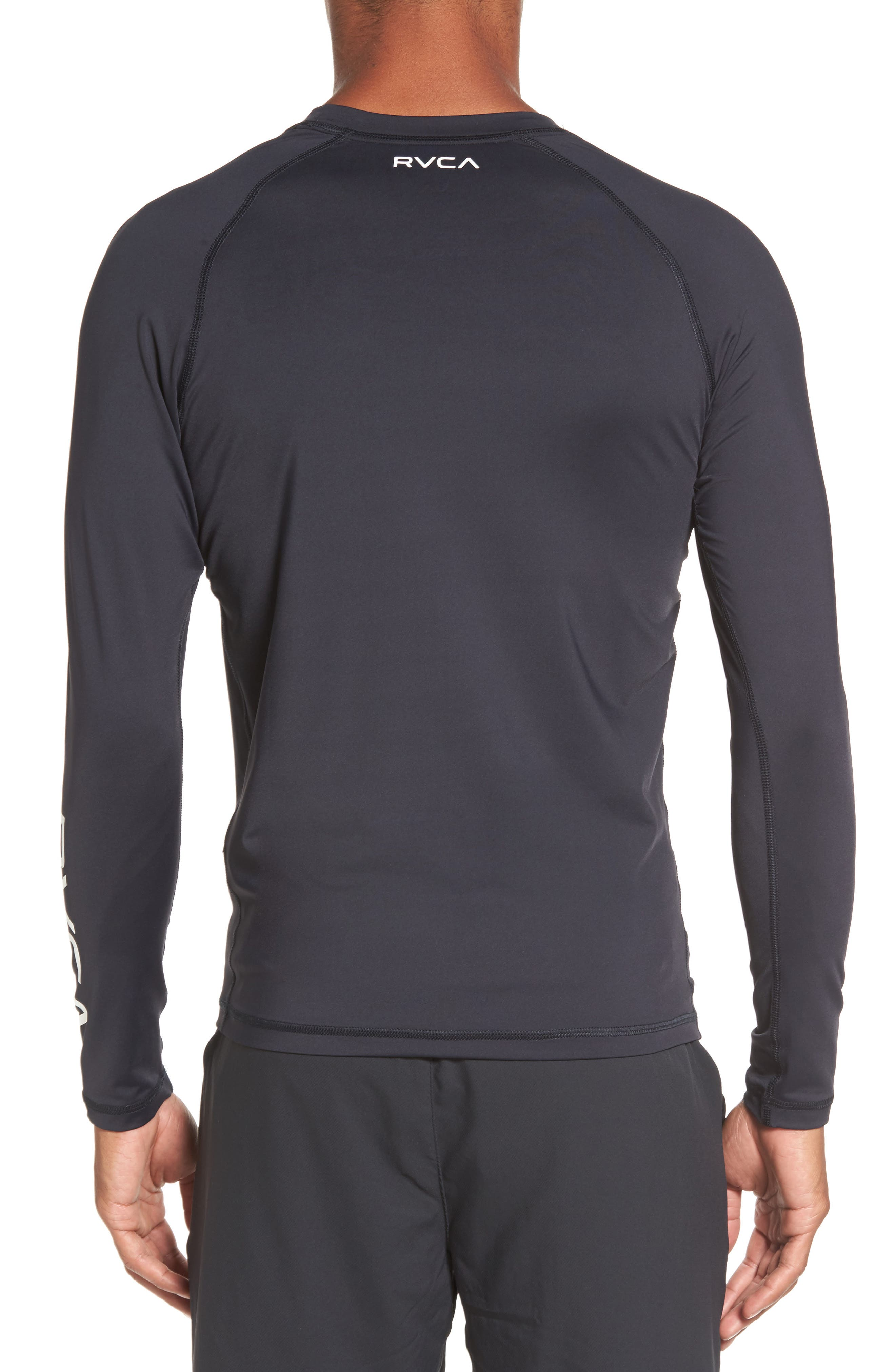 Alternate Image 2  - RVCA VA Sport Compression Shirt