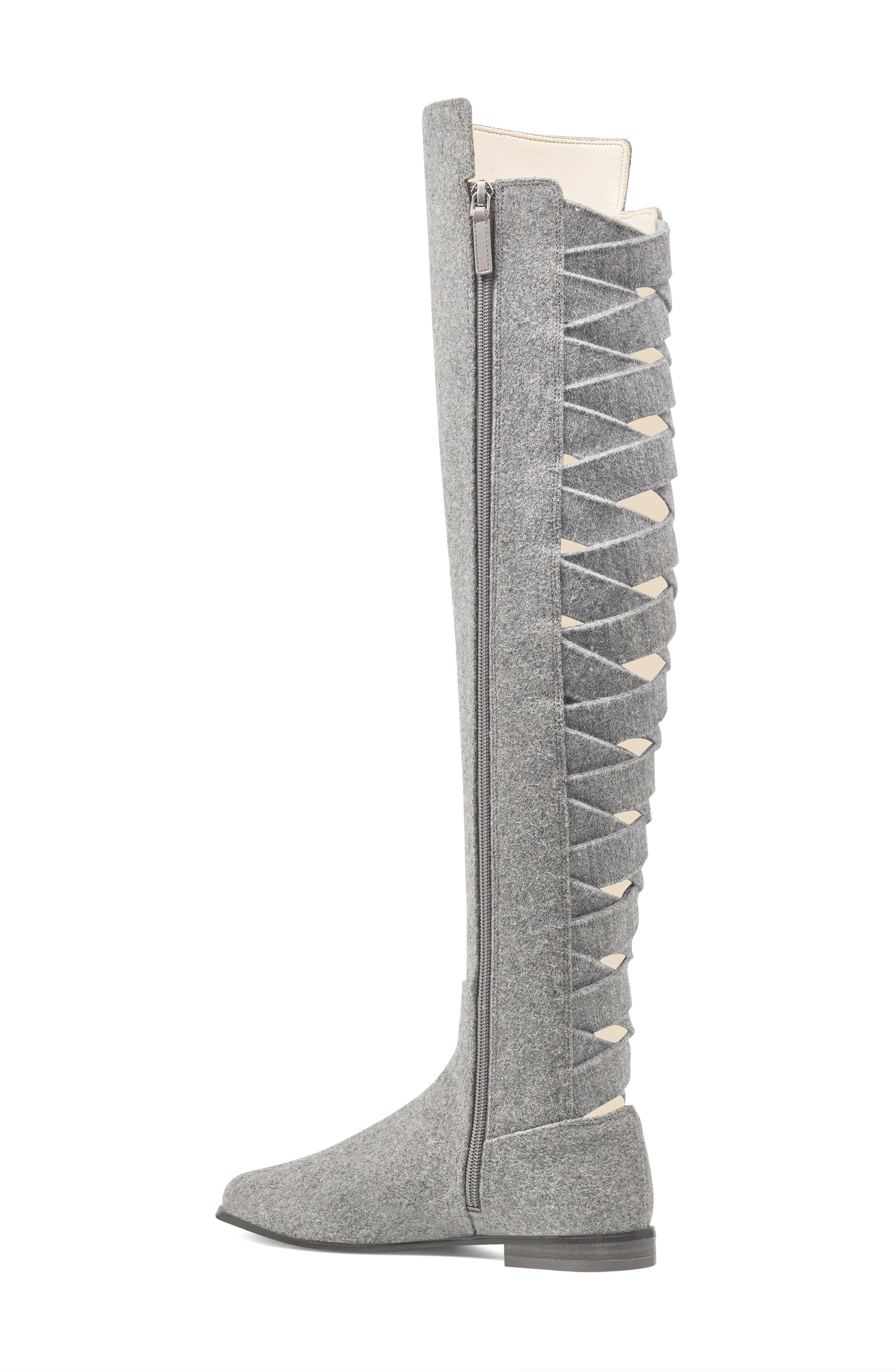Alternate Image 2  - Nine West Eltynn Over the Knee Boot (Women)