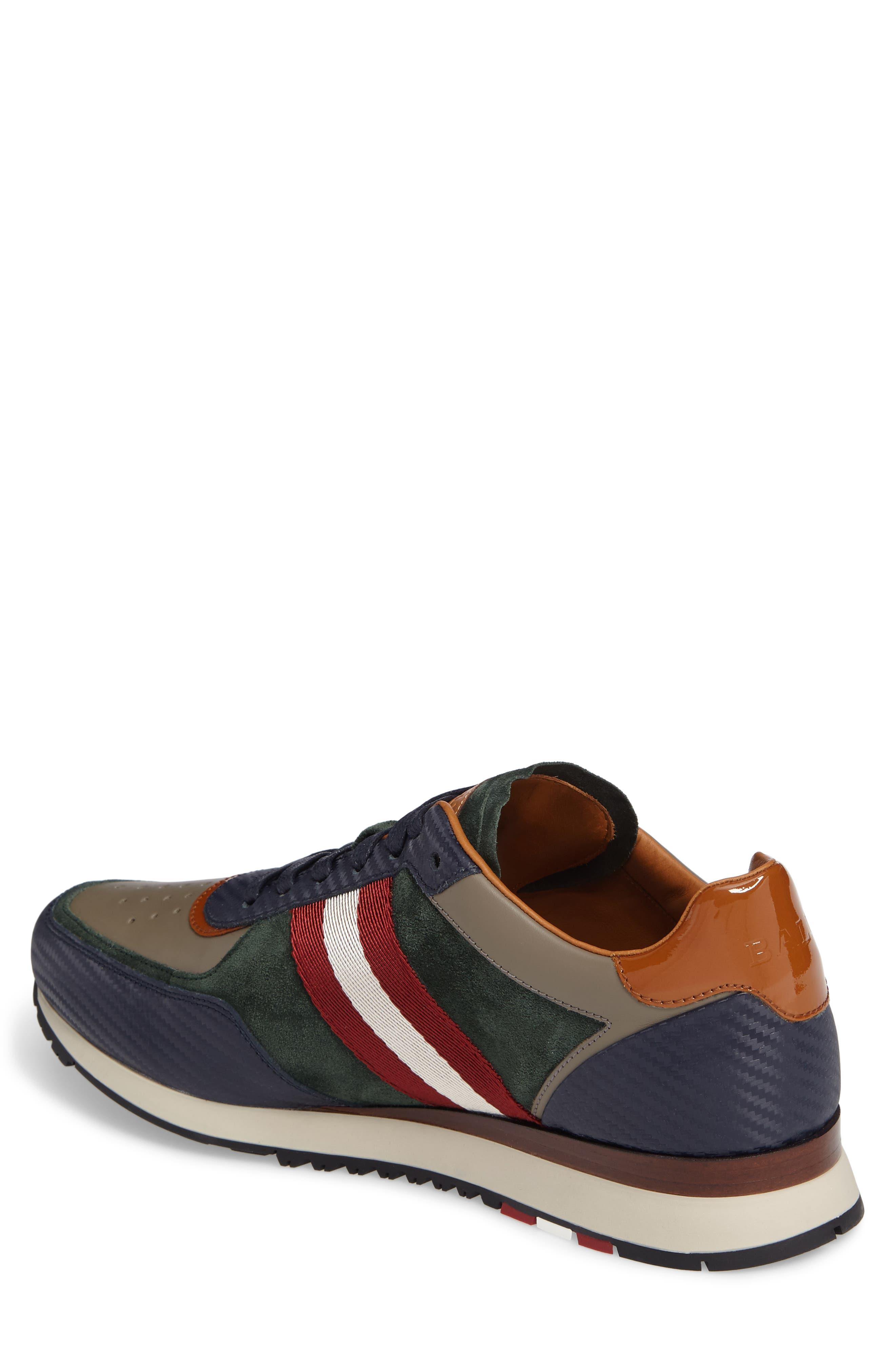 Aston Sneaker,                             Alternate thumbnail 5, color,                             Ink