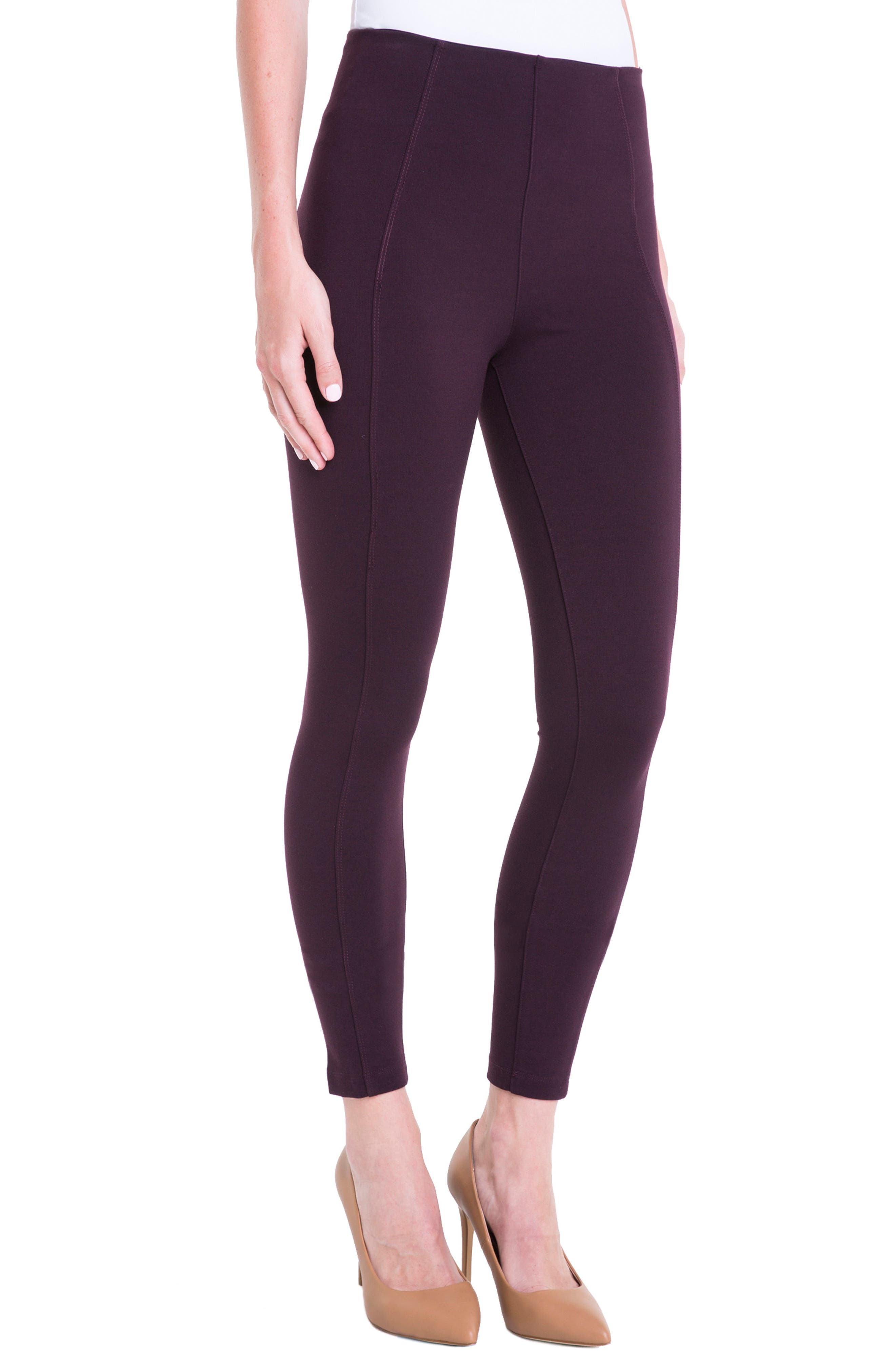 Alternate Image 4  - Liverpool Jeans Company Reese Ankle Leggings