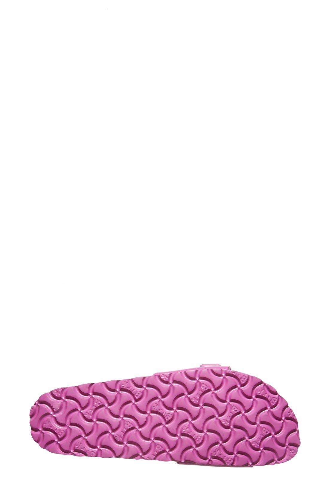 'Essentials - Madrid' Slide Sandal,                             Alternate thumbnail 4, color,                             Pink
