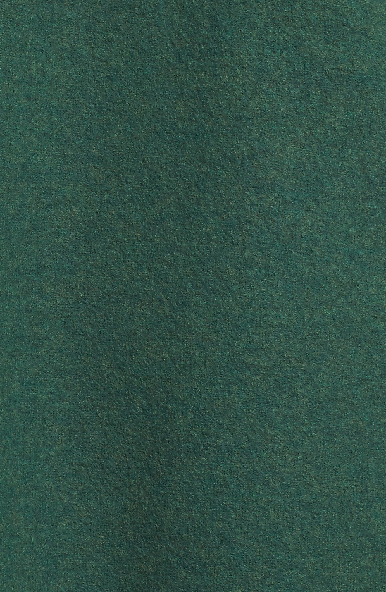 Alternate Image 5  - Eileen Fisher Boiled Wool Jacket (Plus Size)