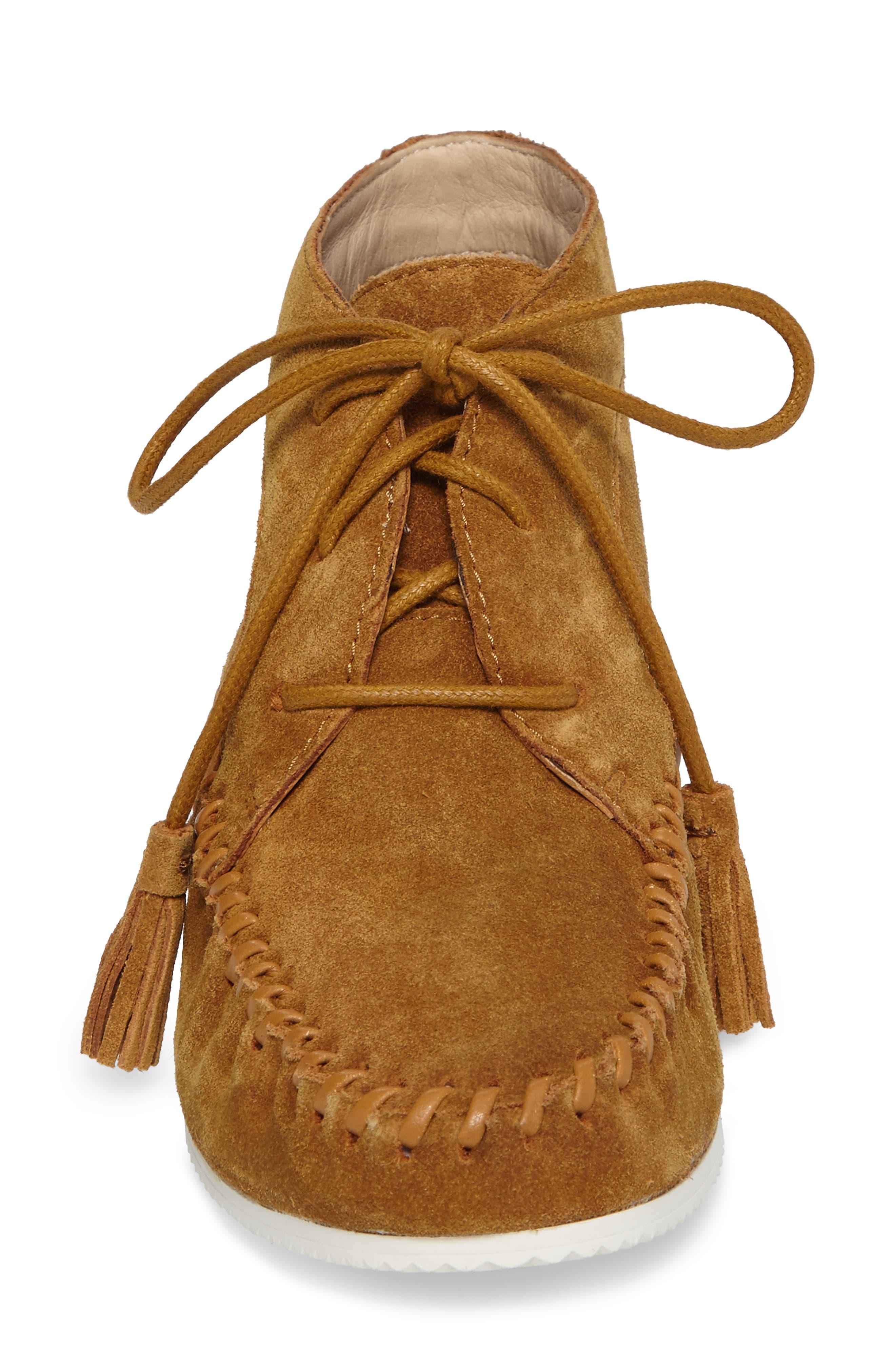 Alternate Image 4  - Hush Puppies® Kinsee Carine Hidden Wedge Boot (Women)