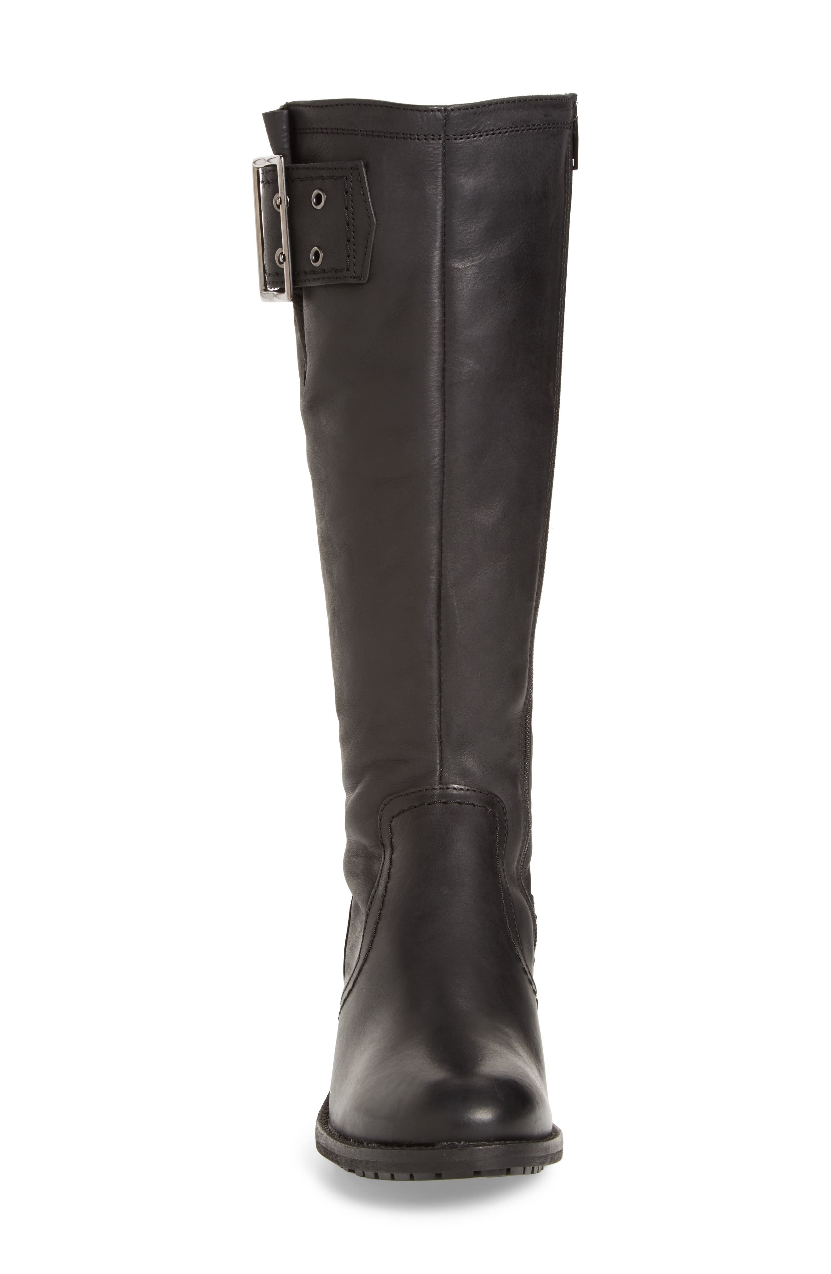 Alternate Image 4  - Bos. & Co. Lawson Tall Waterproof Boot (Women)