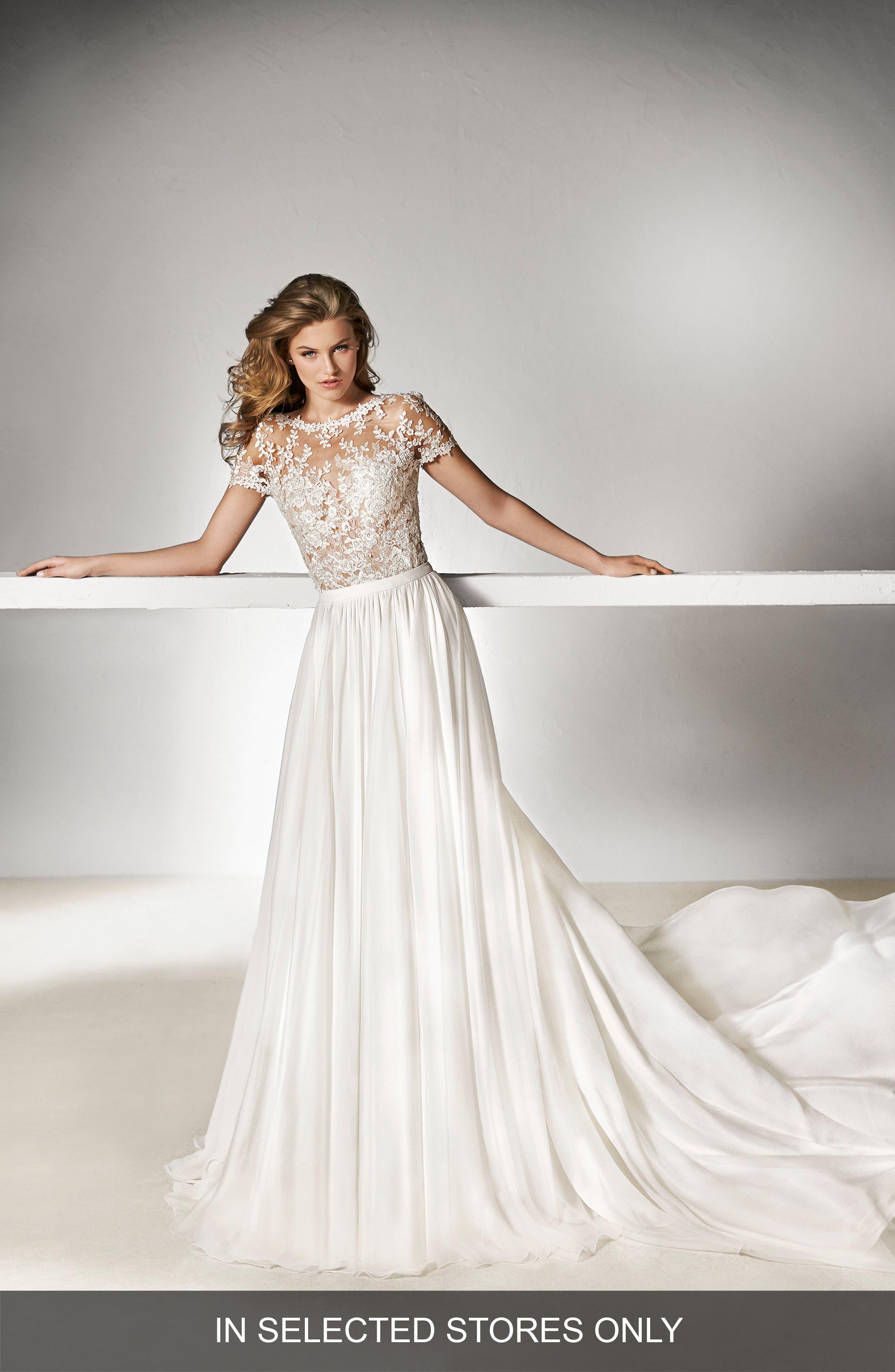 Arcadia Wedding Dress Pronovias