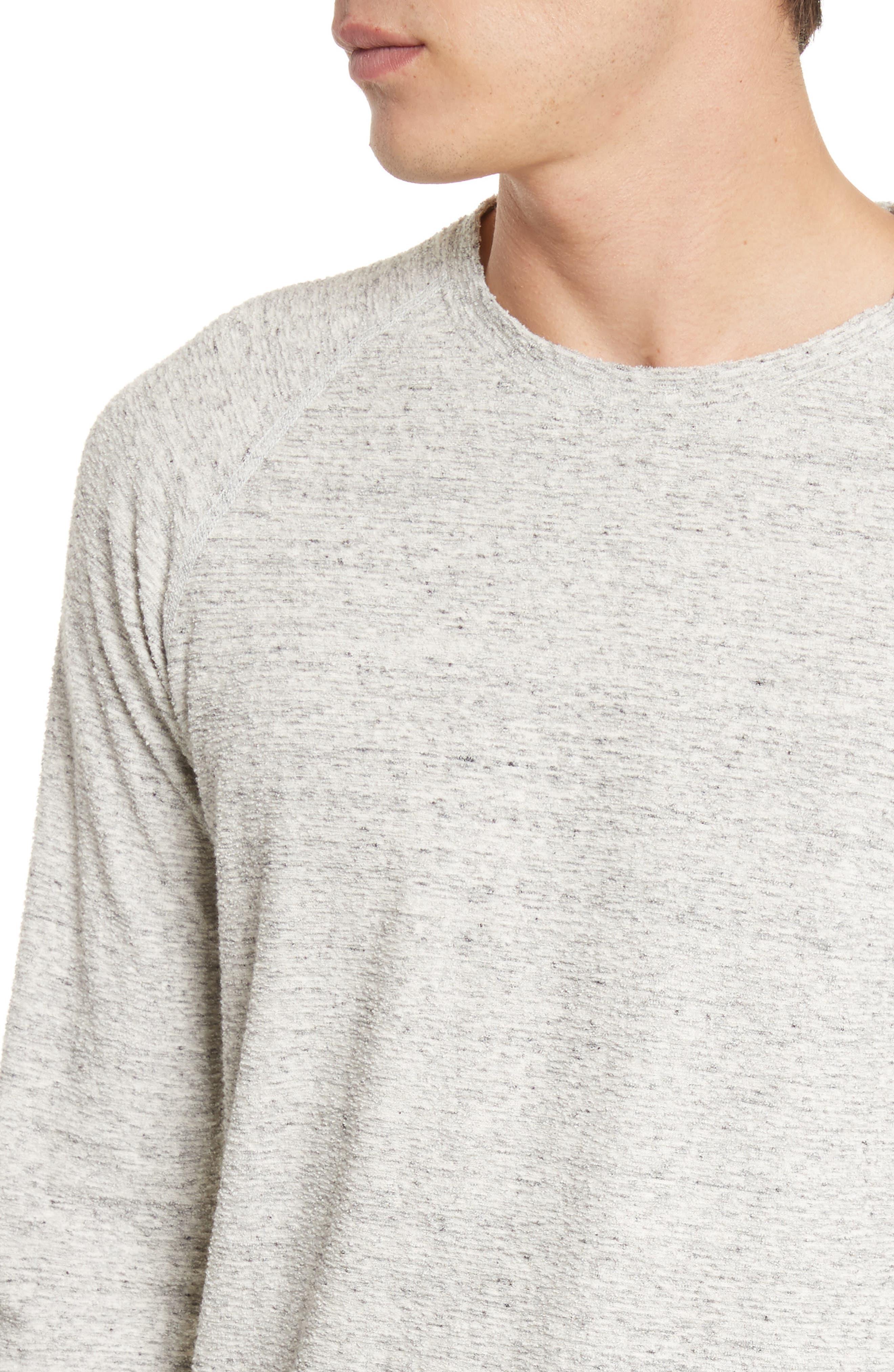 Alternate Image 4  - wings + horns Long Sleeve T-Shirt