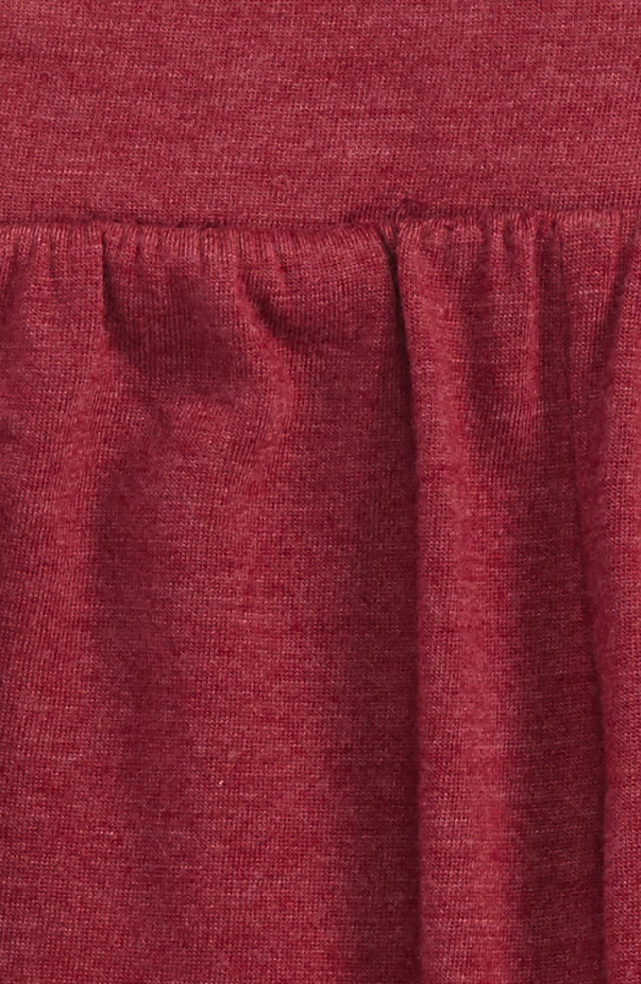 Alternate Image 2  - Peek Jenna Sweatpants (Baby Girls)