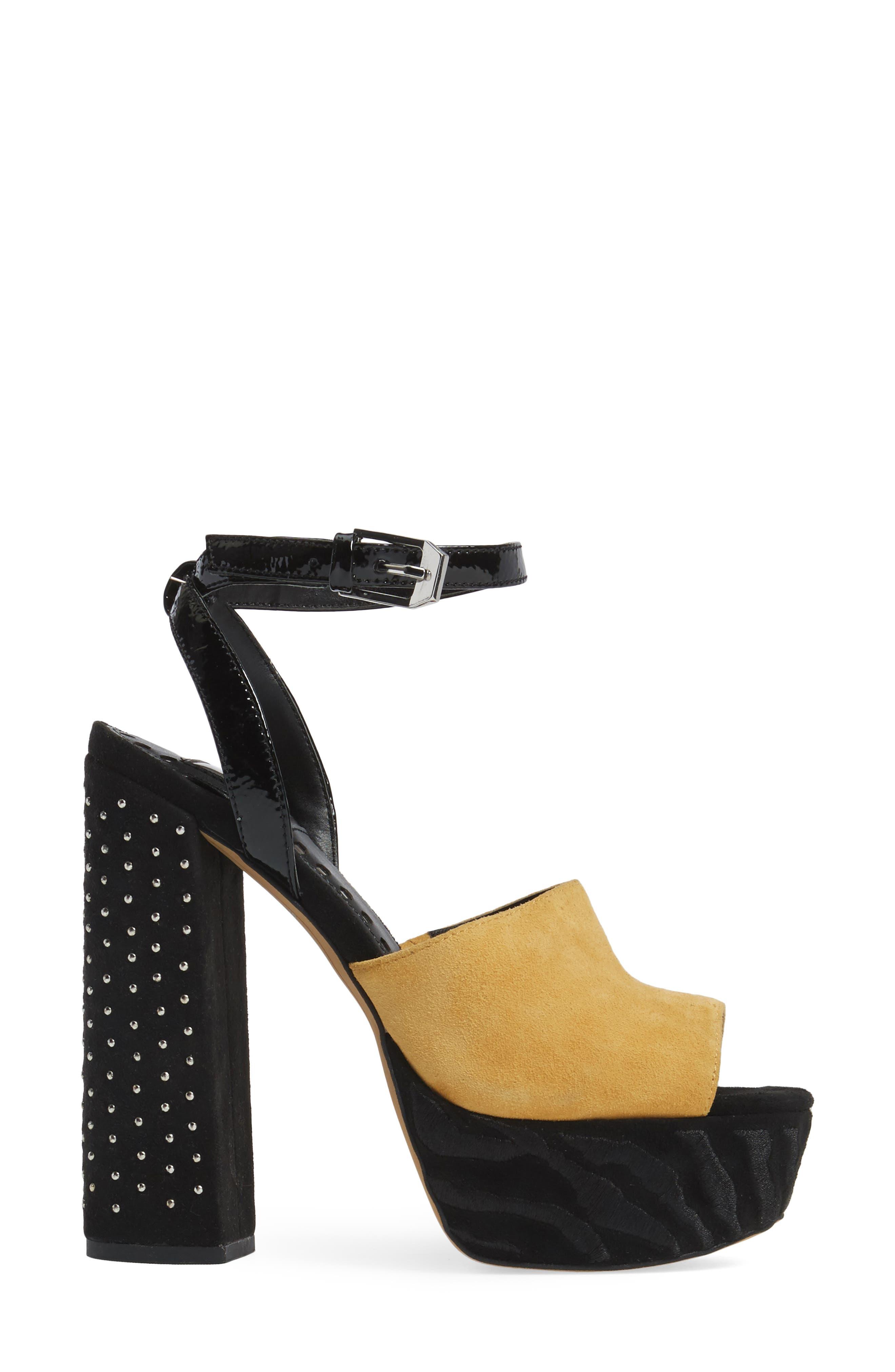 Alternate Image 3  - Dolce Vita Platform Sandal (Women)