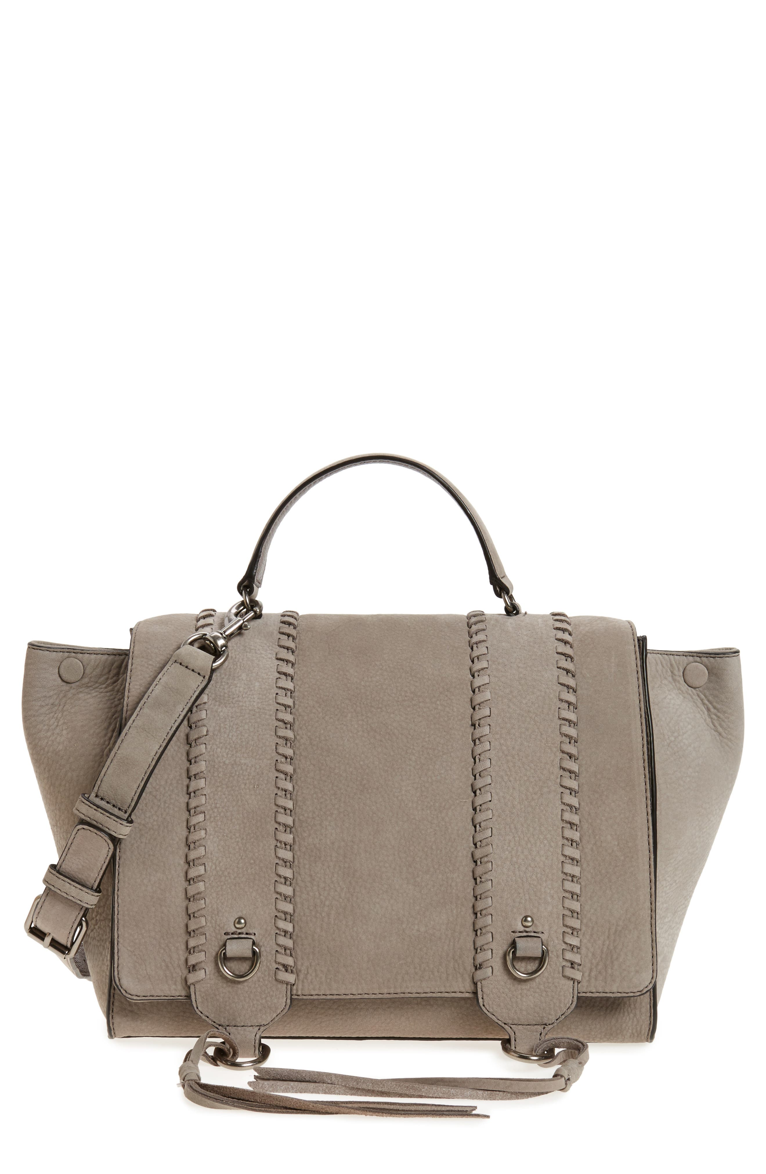 Rebecca Minkoff Paige Leather Satchel