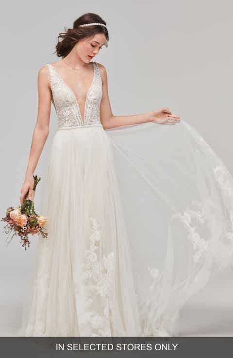 Women S Wedding Dresses Bridal Gowns Nordstrom