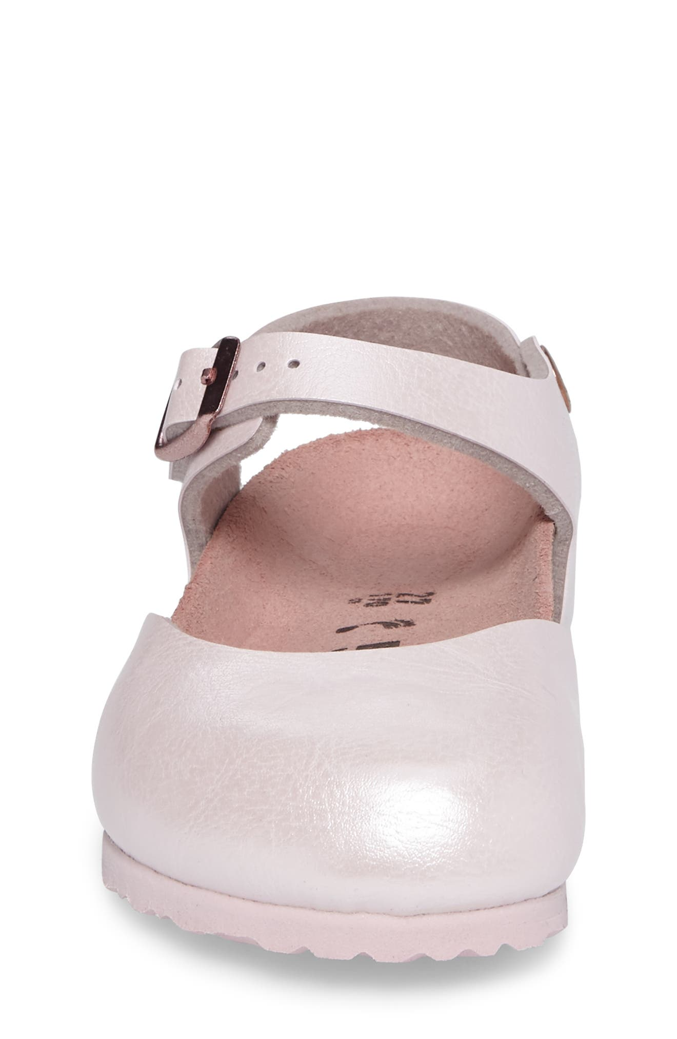Anguilla Sandal,                             Alternate thumbnail 4, color,                             Graceful Rose