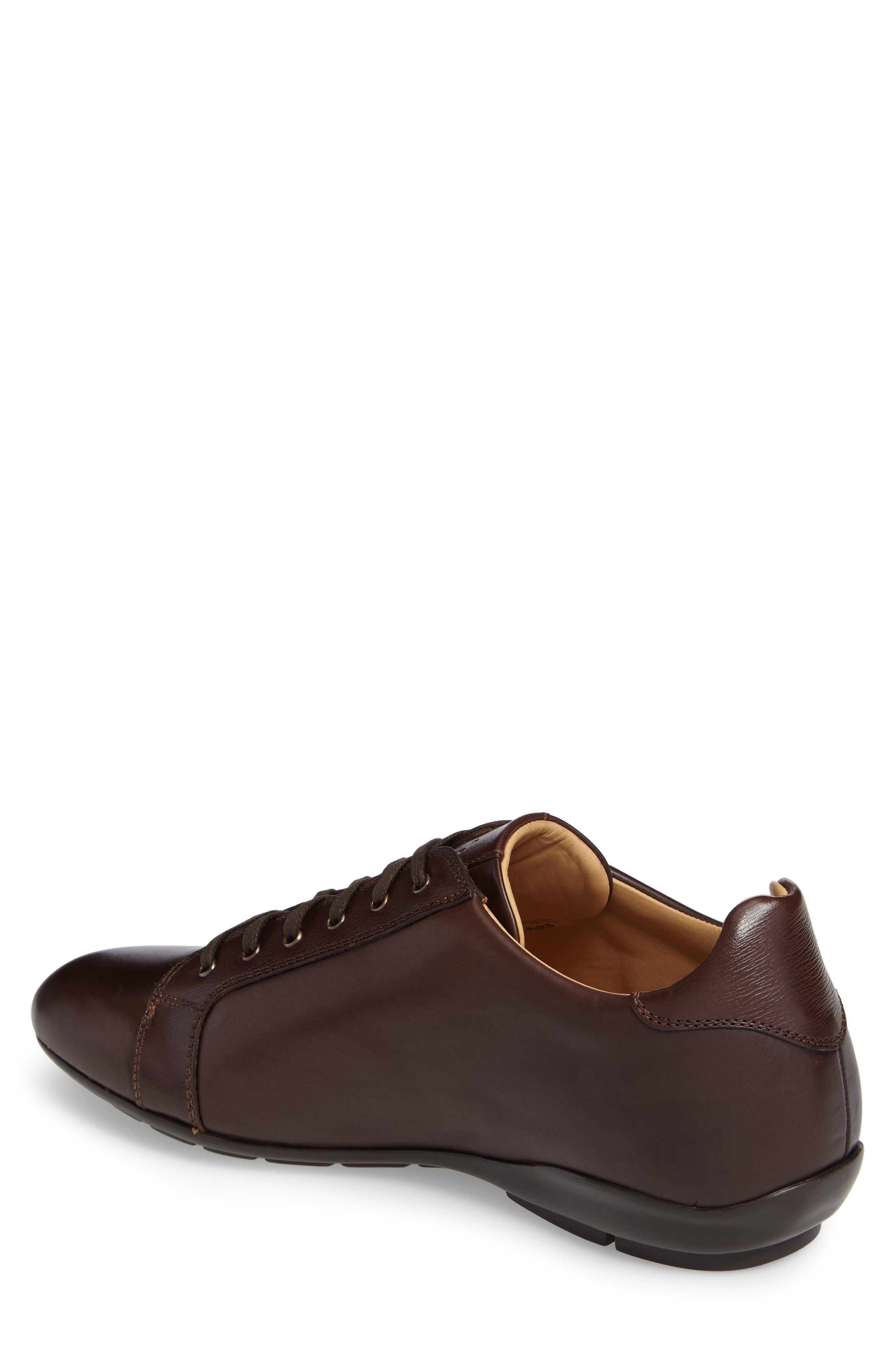 Ubrique Sneaker,                             Alternate thumbnail 2, color,                             Brown Multi Leather