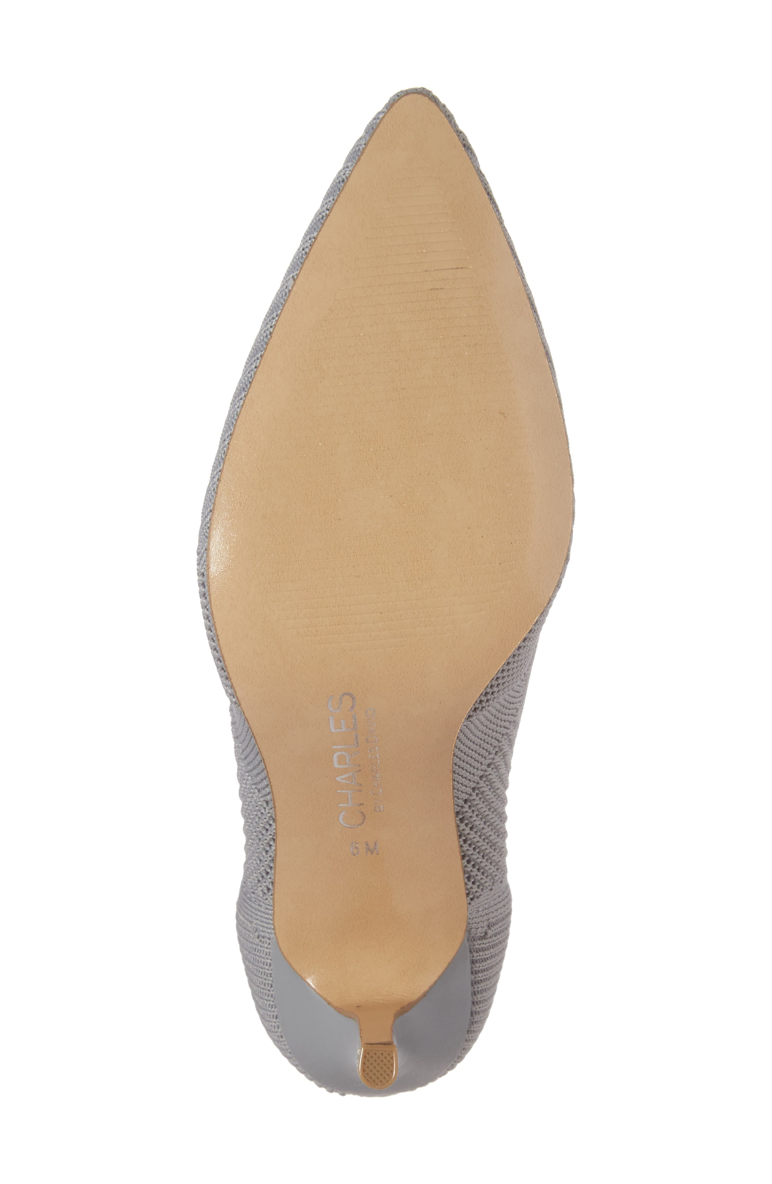 Alternate Image 6  - Charles by Charles David Pacey Knit Pump (Women)