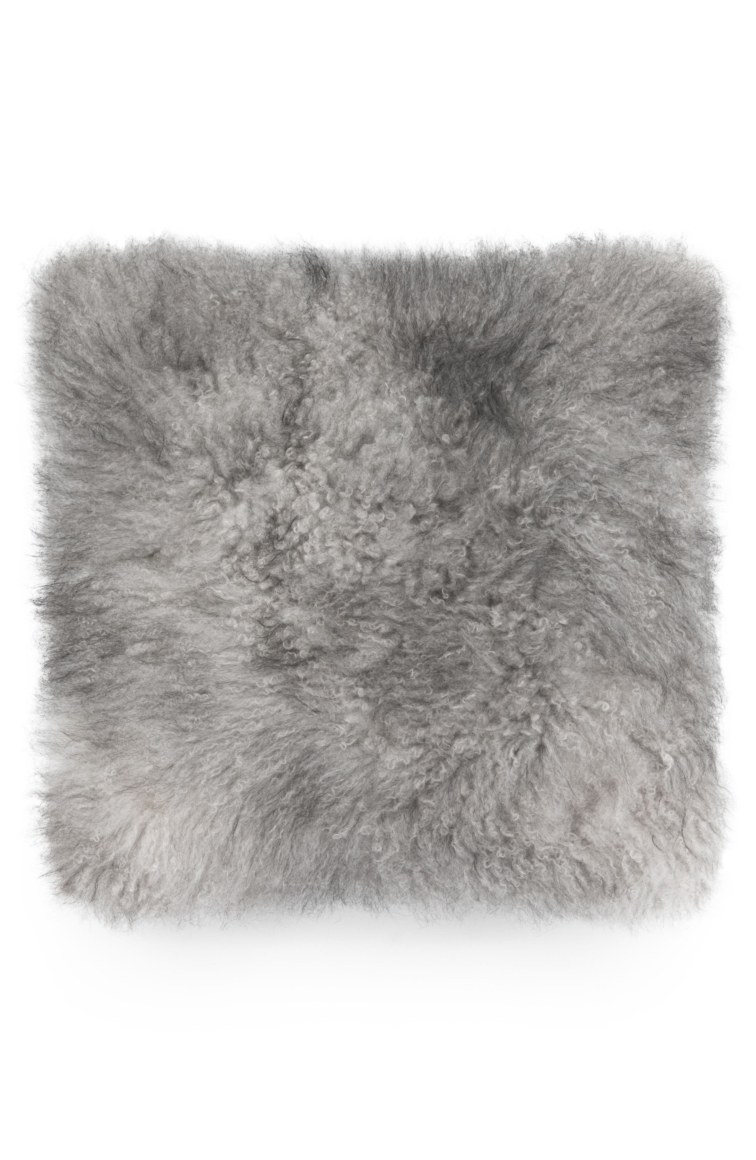 Alternate Image 1 Selected - UGG® Cashmere Pillow