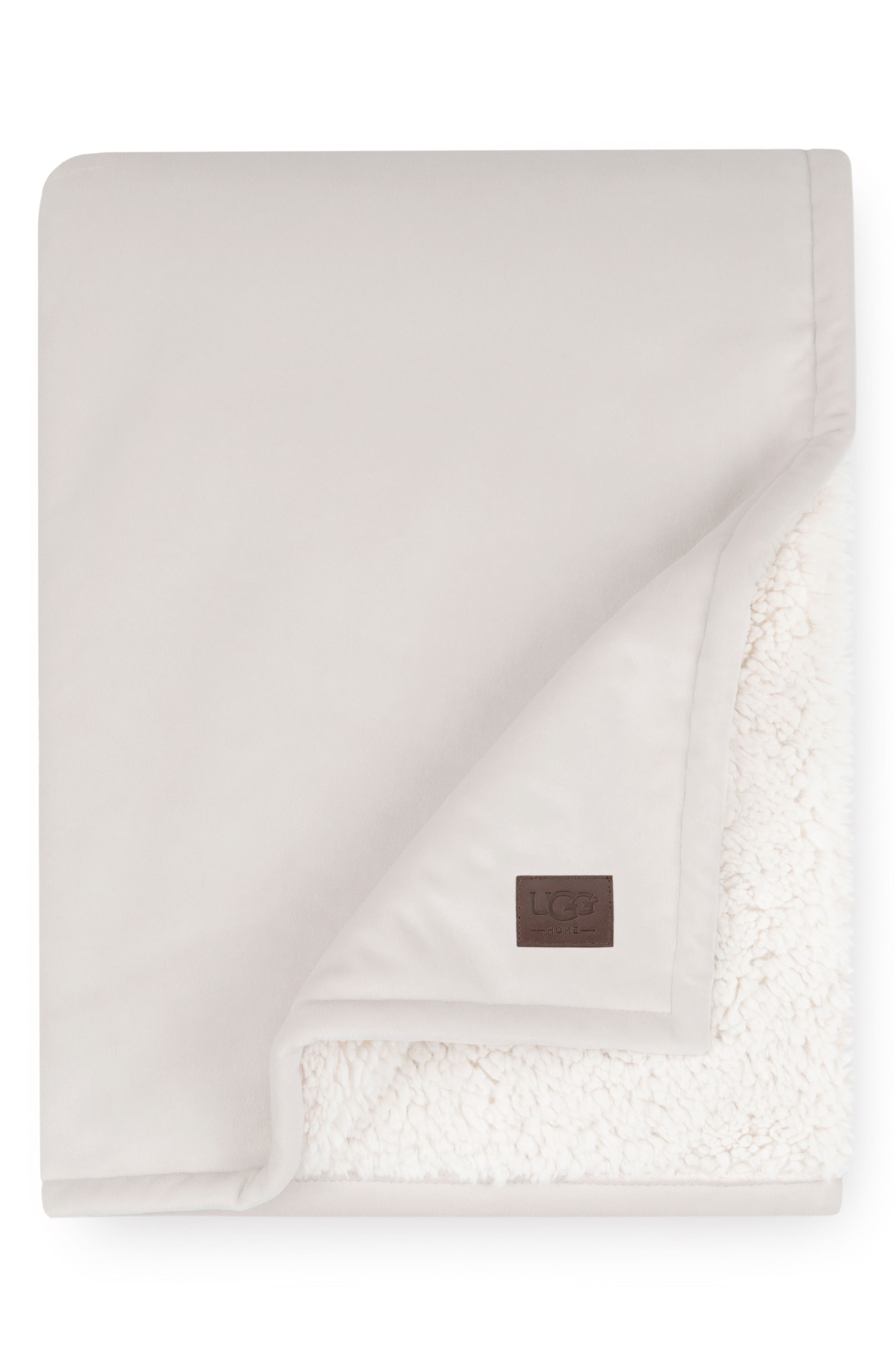 UGG® Bliss Faux Shearling Throw