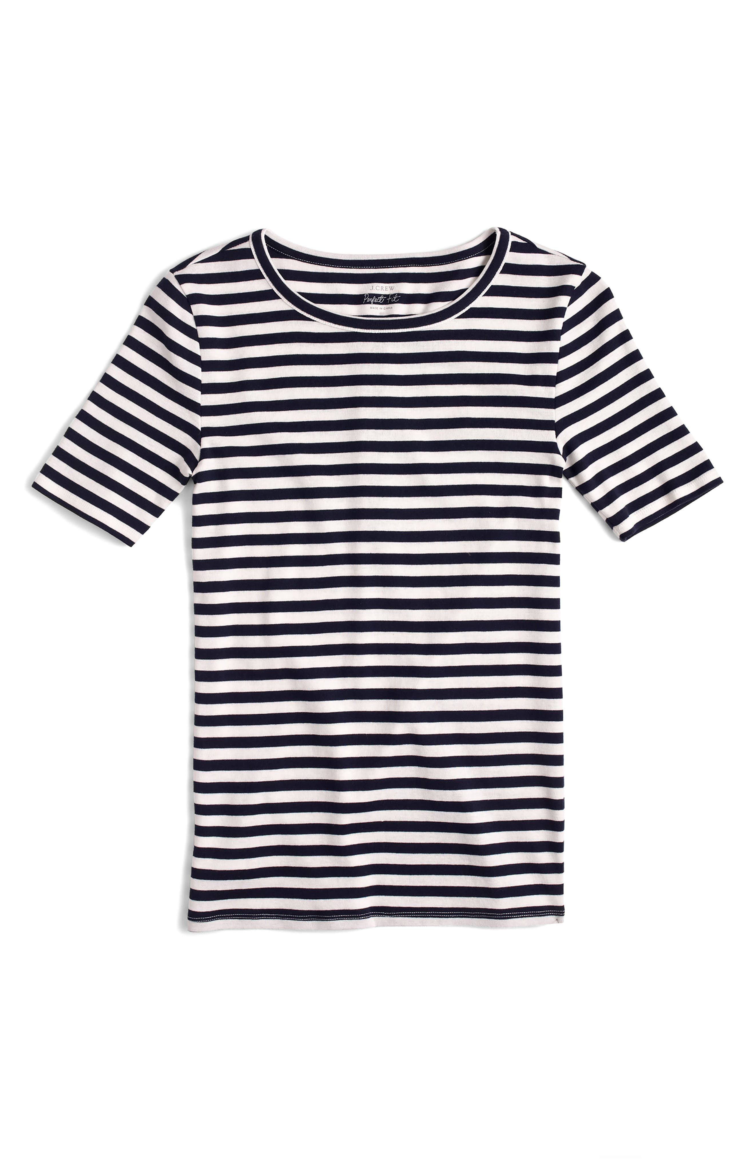 Main Image - J.Crew New Perfect Fit T-Shirt