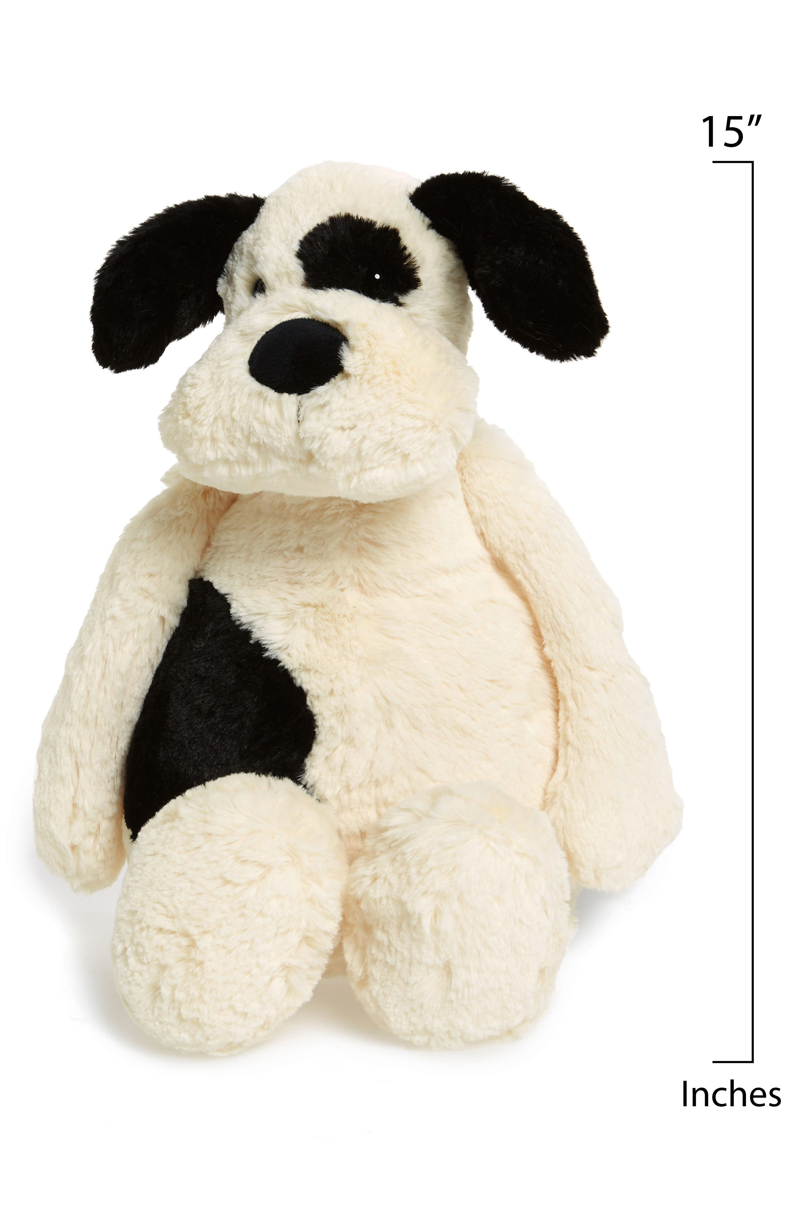 Alternate Image 2  - Jellycat 'Large Bashful Puppy' Stuffed Animal