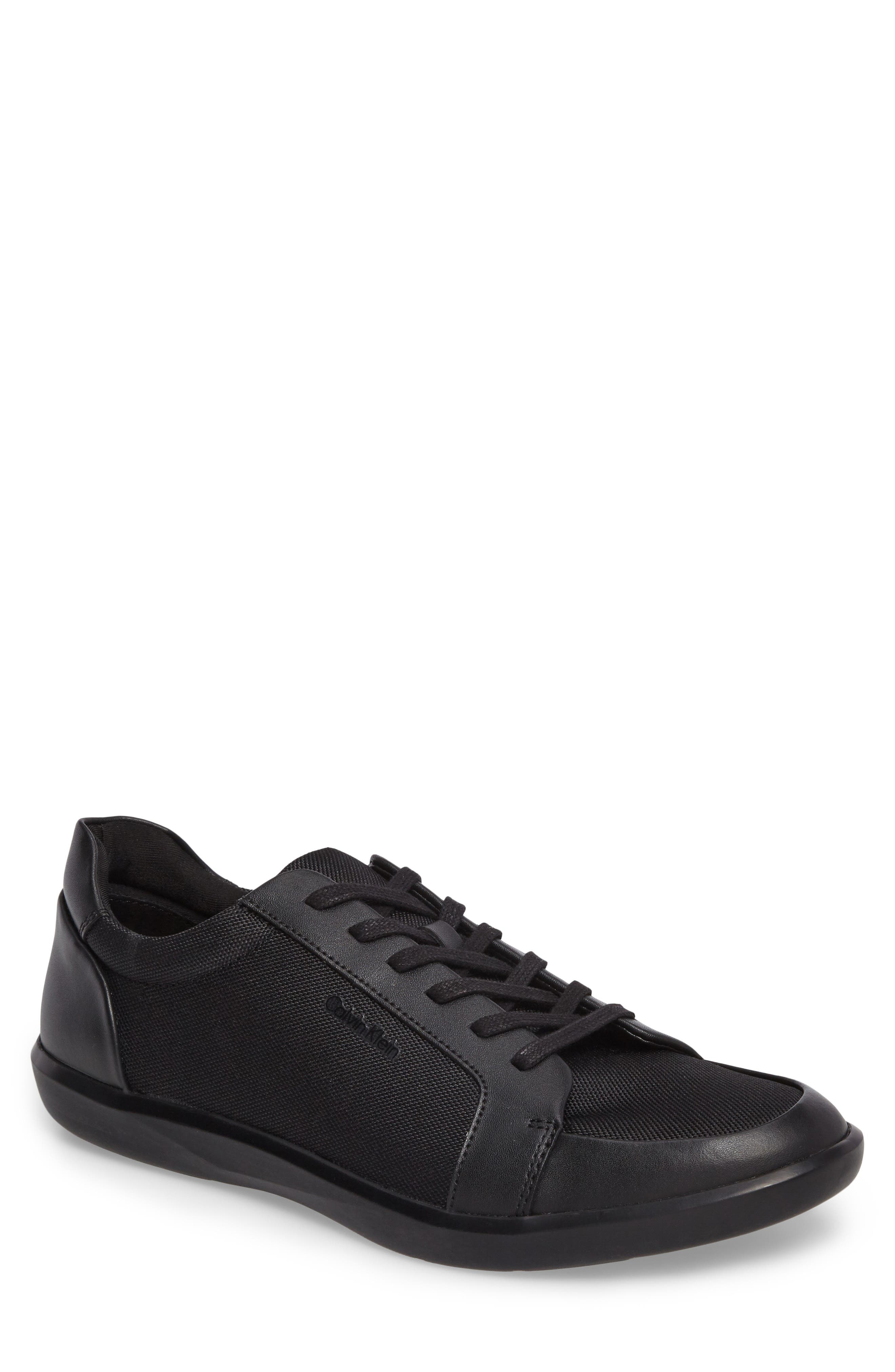 Macabee Sneaker,                             Main thumbnail 1, color,                             Black