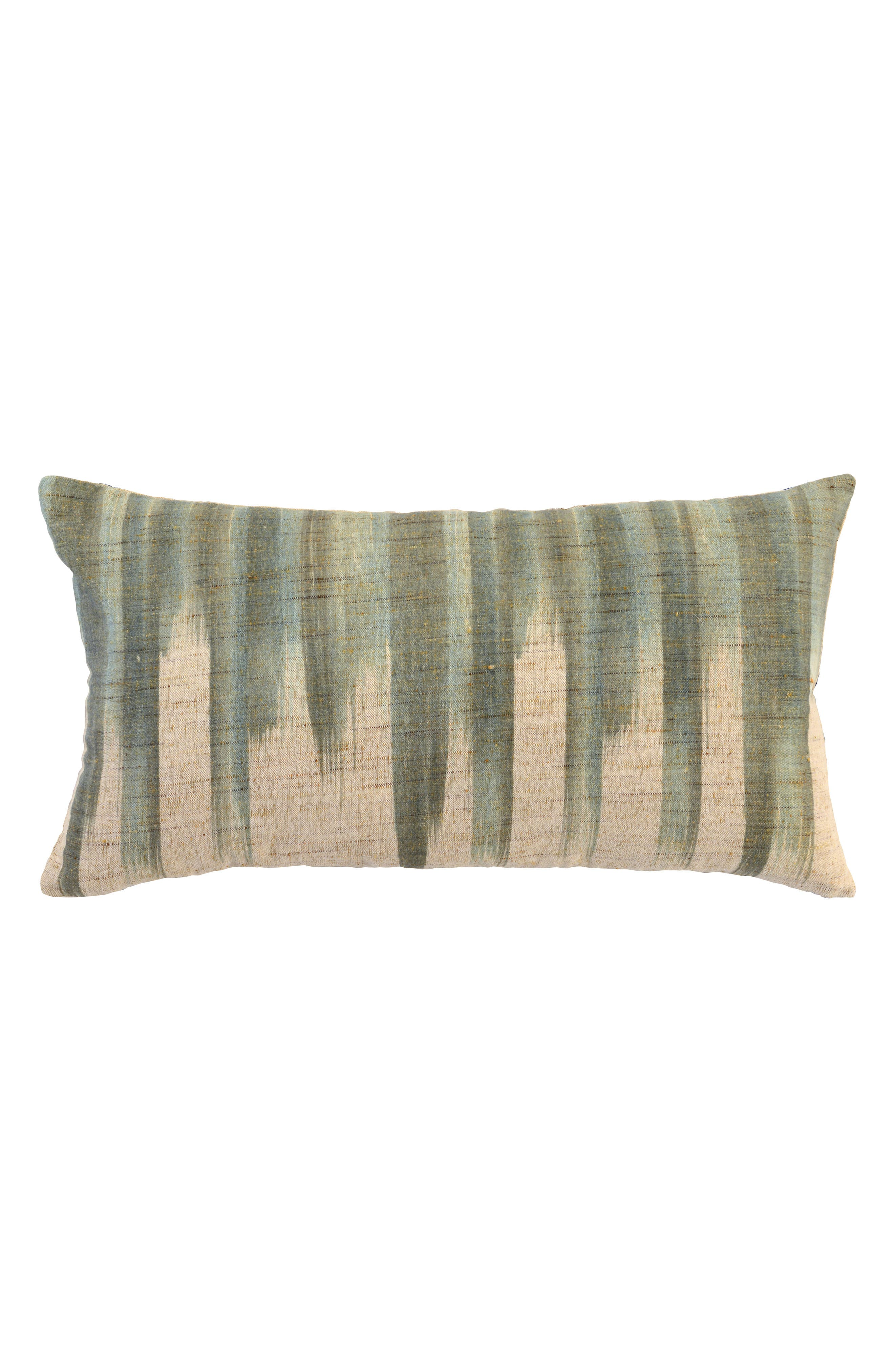 Hani Accent Pillow,                         Main,                         color, Beige/ Green