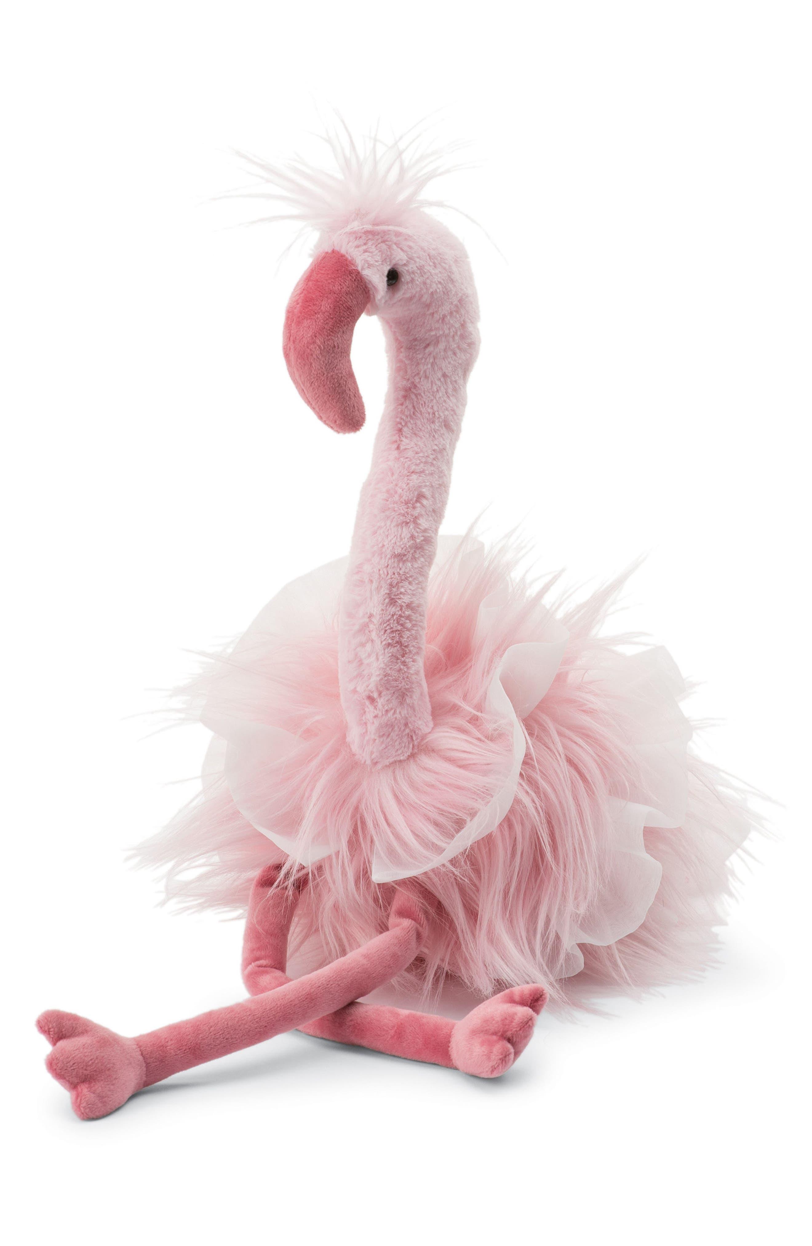 Flo Maflingo Stuffed Animal,                         Main,                         color, Pink