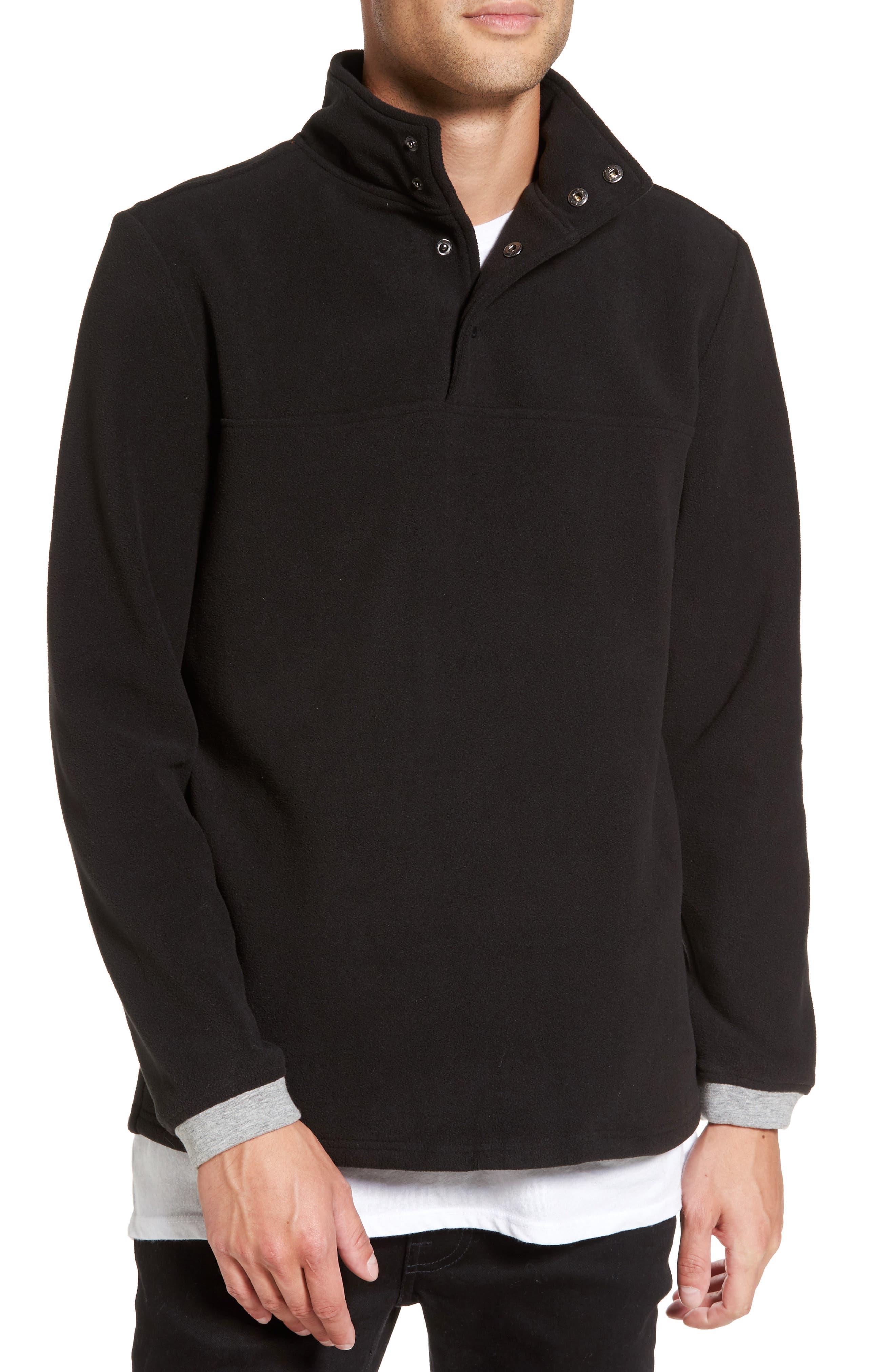 Stratton Sweater,                         Main,                         color, Black