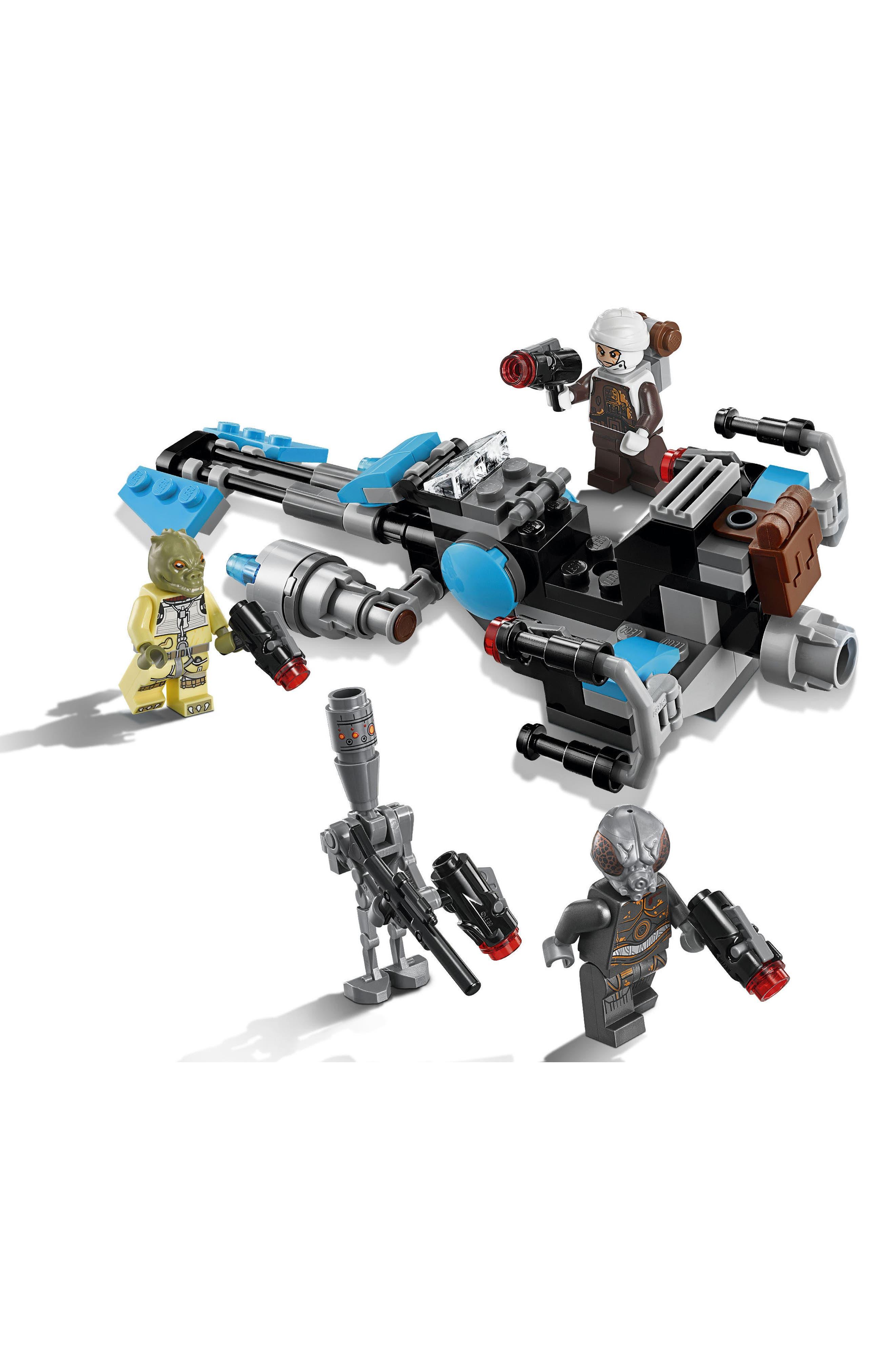 Alternate Image 4  - LEGO® Star Wars™ Bounty Hunter Speeder Bike™ Battle Pack - 75167