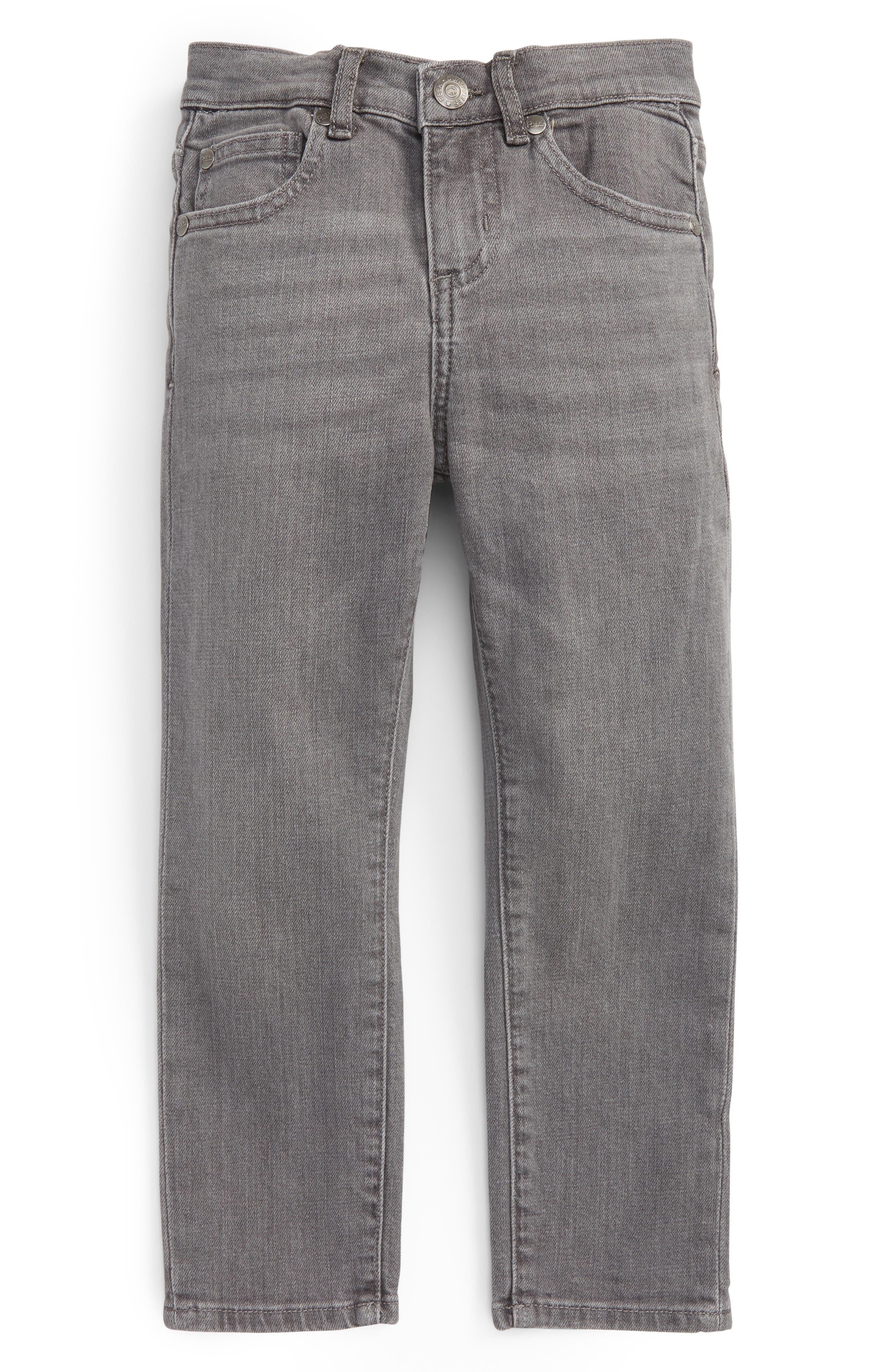 Alternate Image 1 Selected - Peek Slouch Jeans (Toddler Boys, Little Boys & Big Boys)