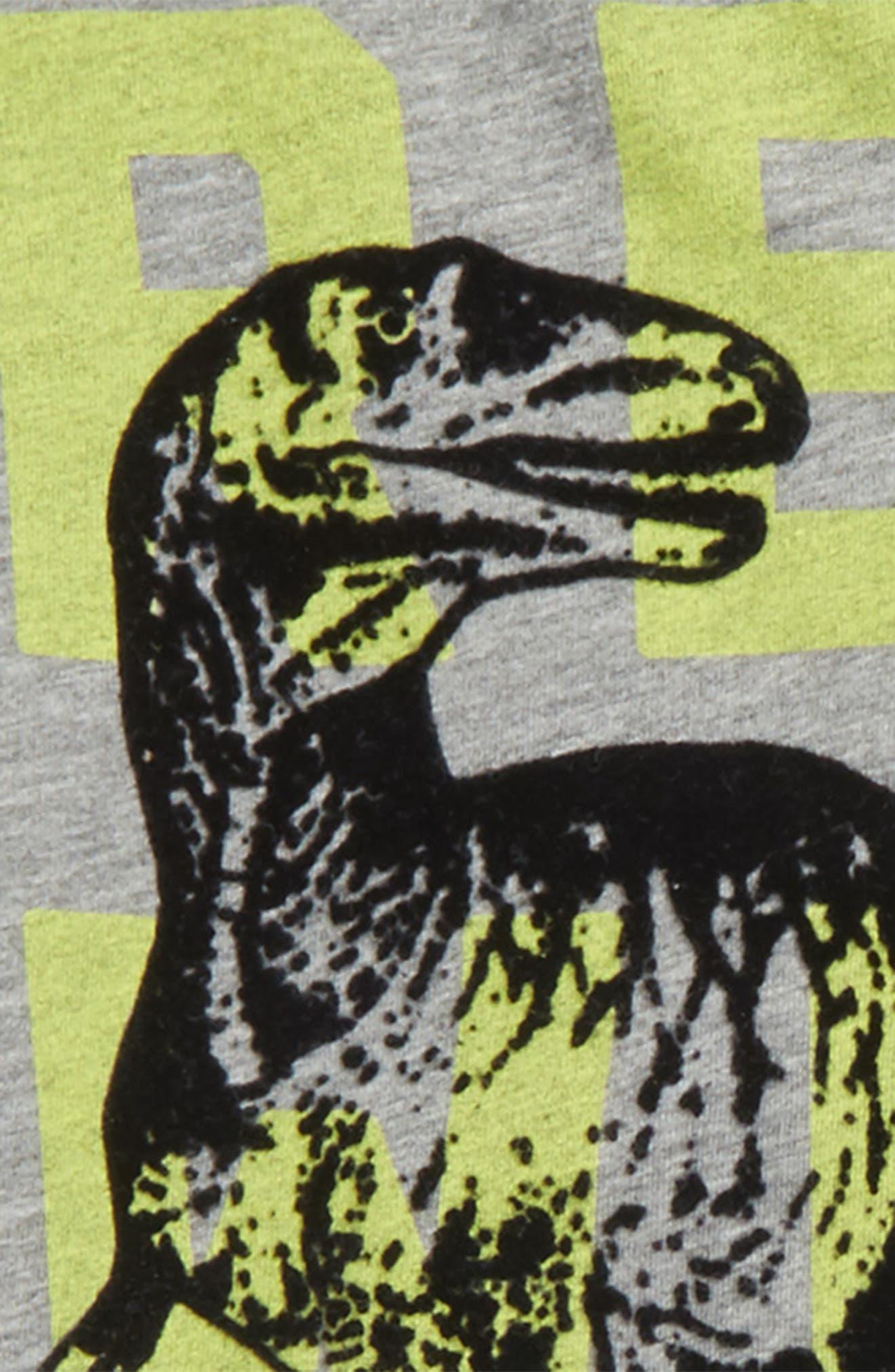 Alternate Image 3  - Peek Real Wild One T-Shirt (Toddler Boys, Little Boys & Big Boys)