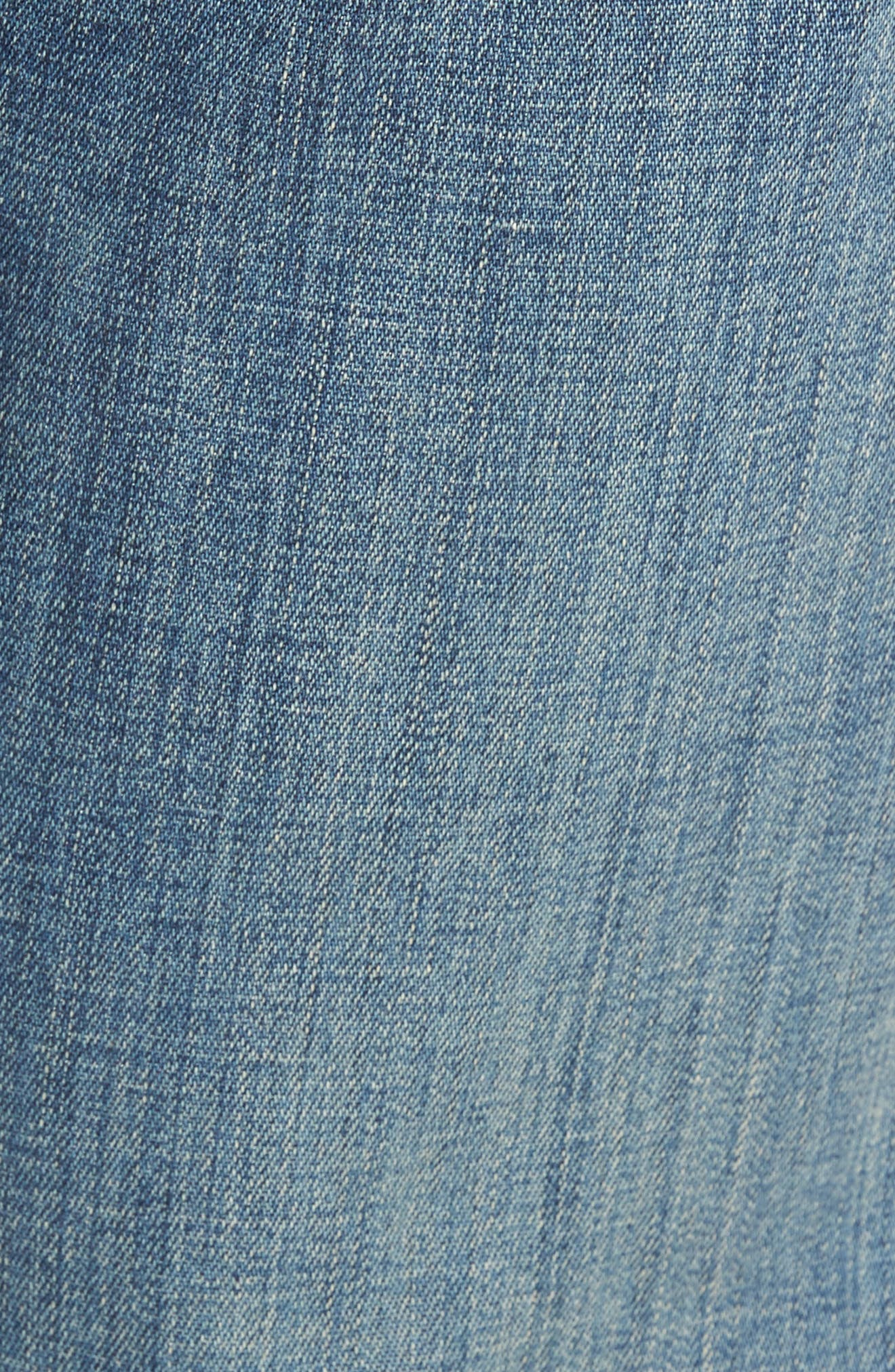 Alternate Image 5  - Citizens of Humanity Sid Straight Leg Jeans (Costa)