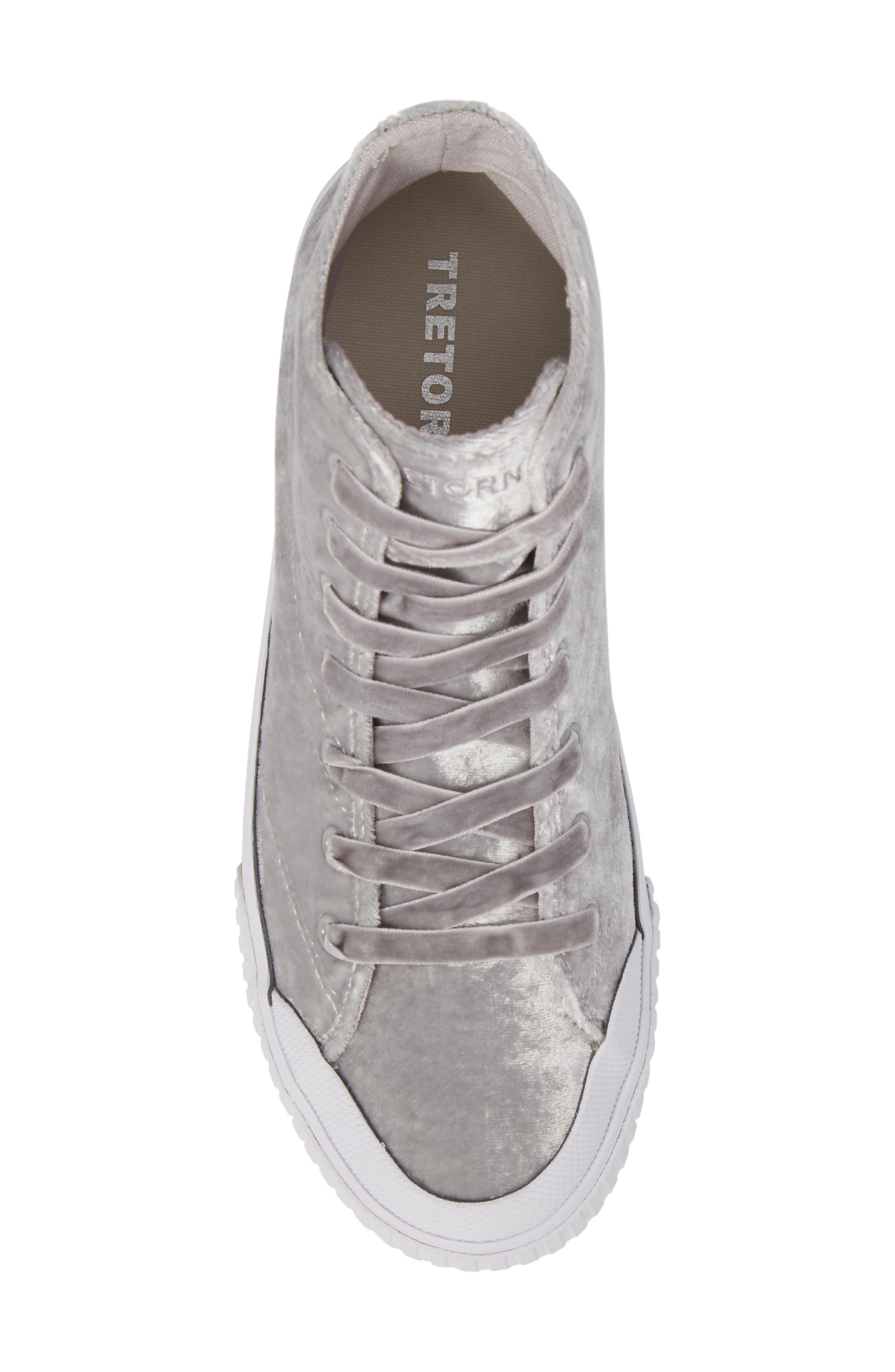 Alternate Image 5  - Tretorn Marley 2 High Top Sneaker (Women)